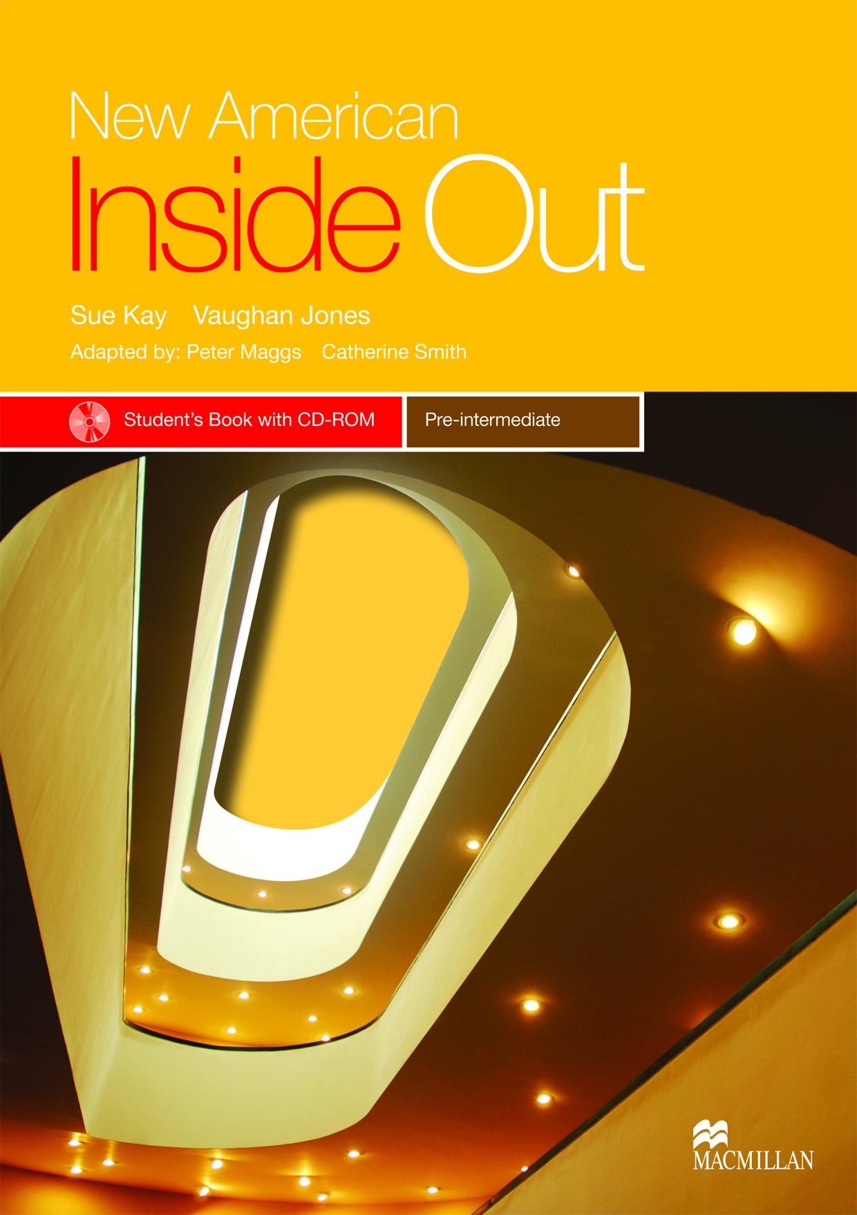 New American Inside Out Pre-Intermediate Student