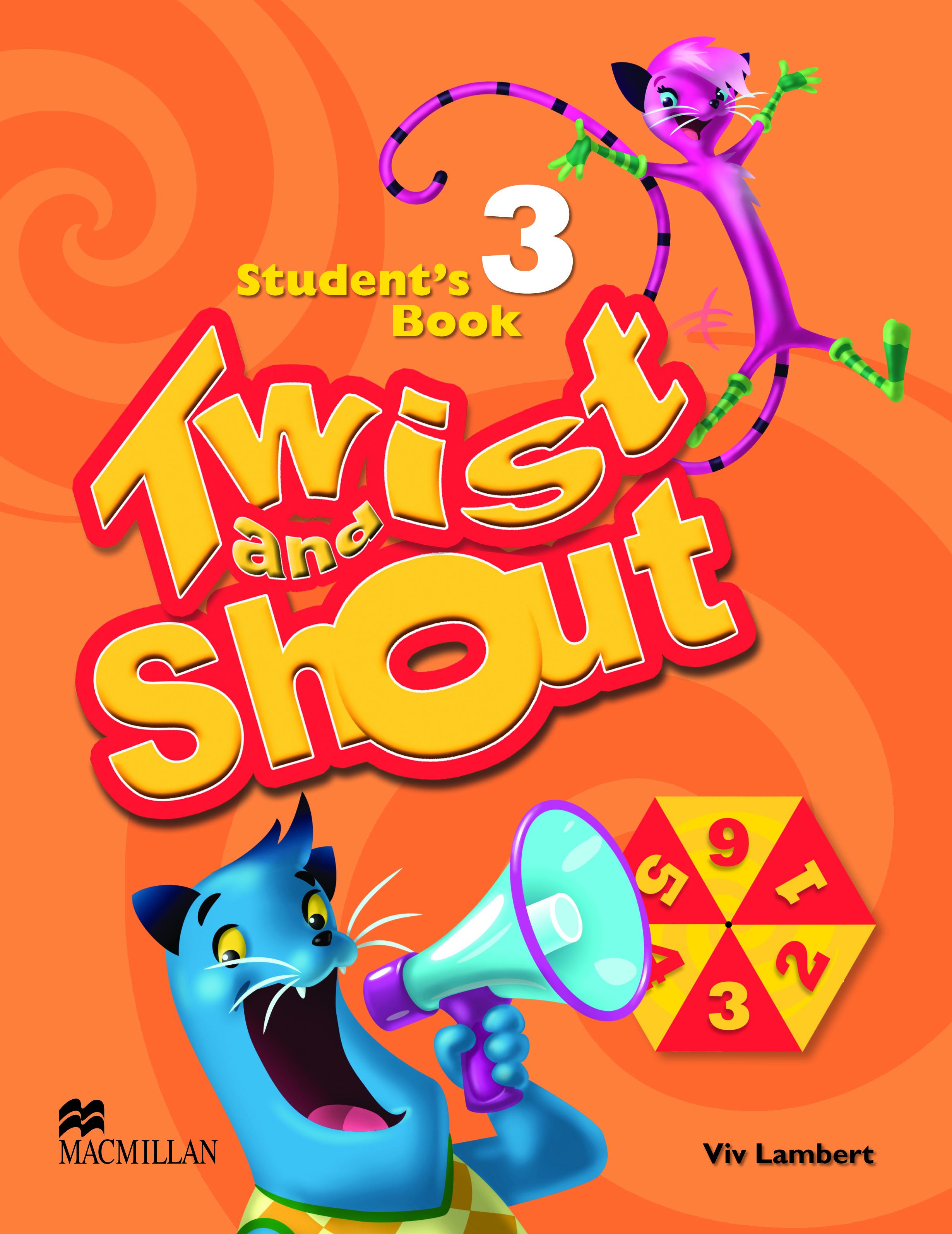 Twist & Shout 3 Student