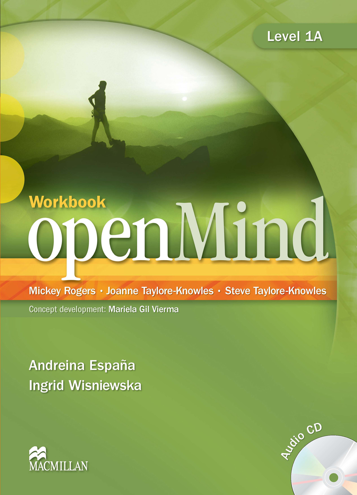 openMind 1 Workbook and CD Split Edition A