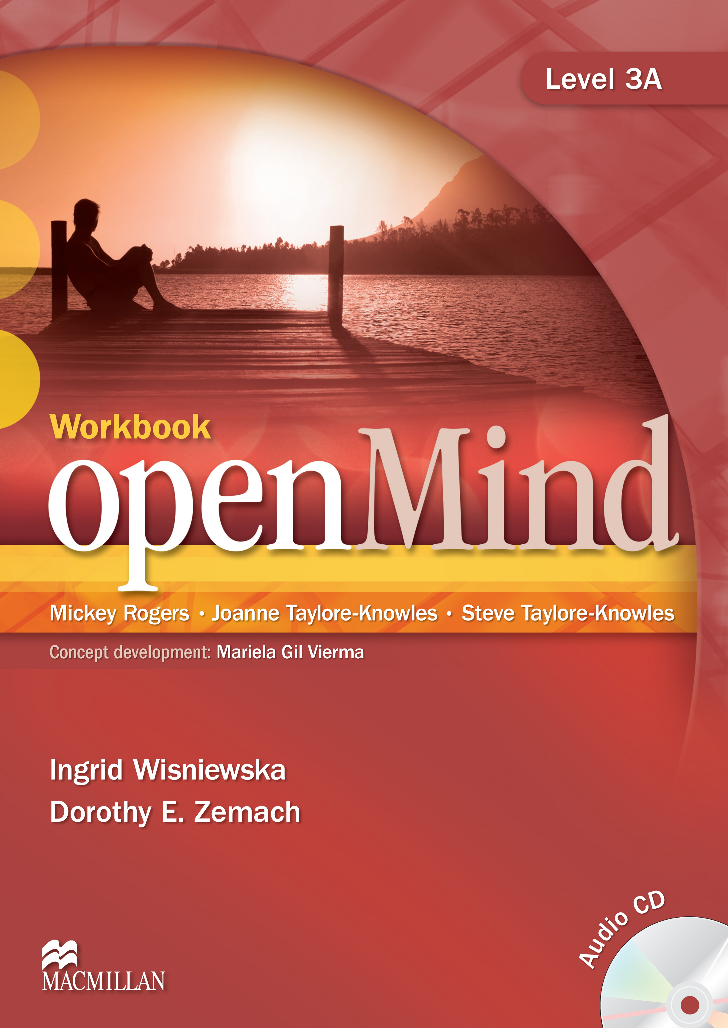 openMind 3 Workbook and CD Split Edition A