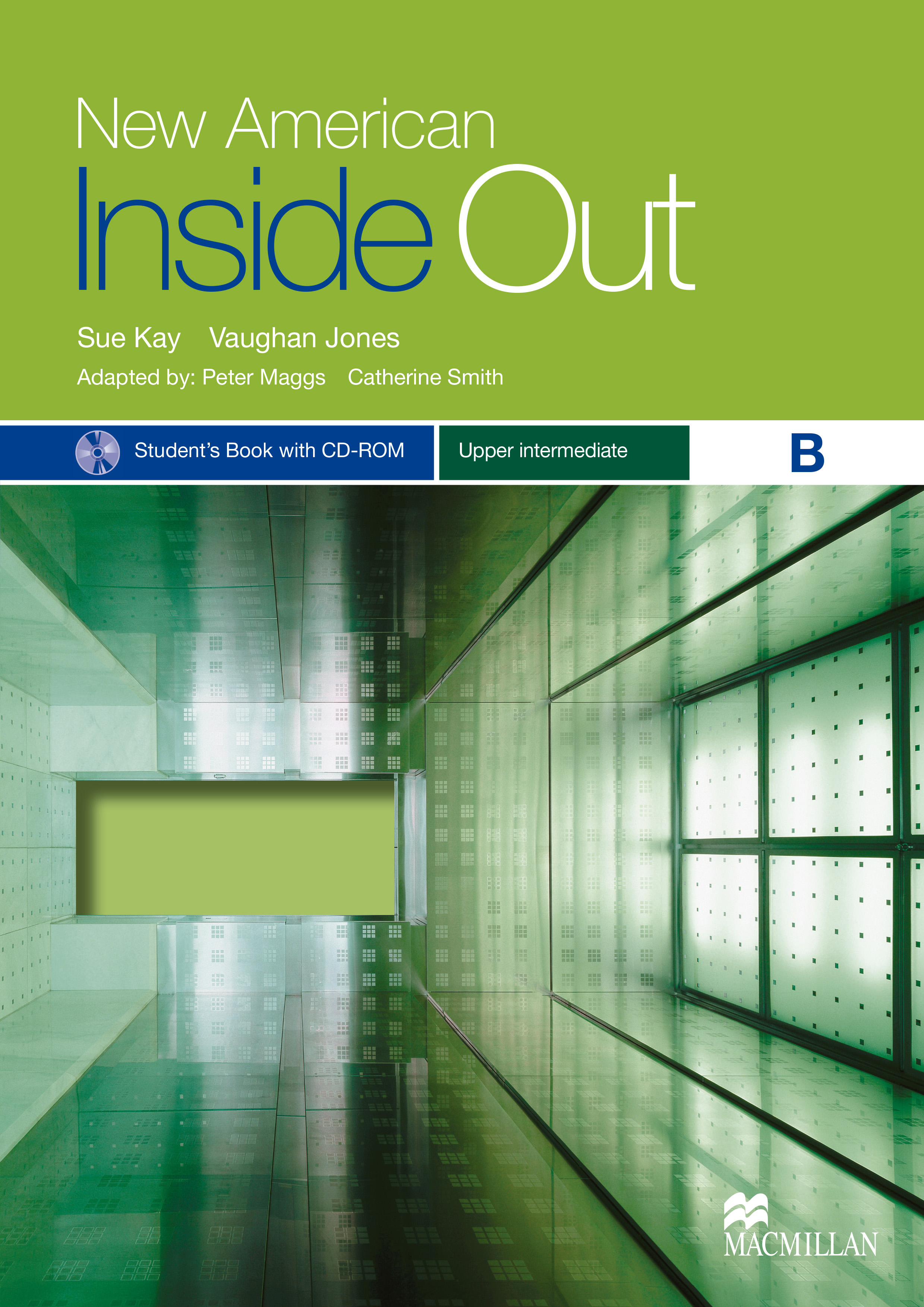 New American Inside Out Upper Intermediate Student