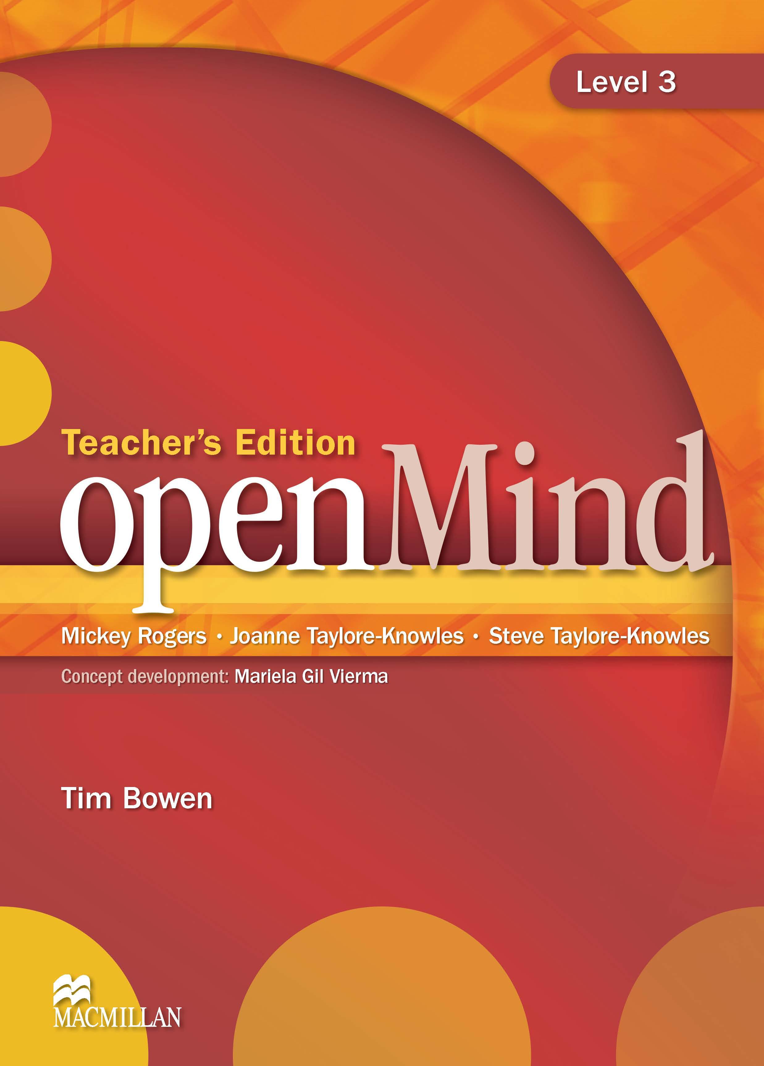openMind 3 Teacher