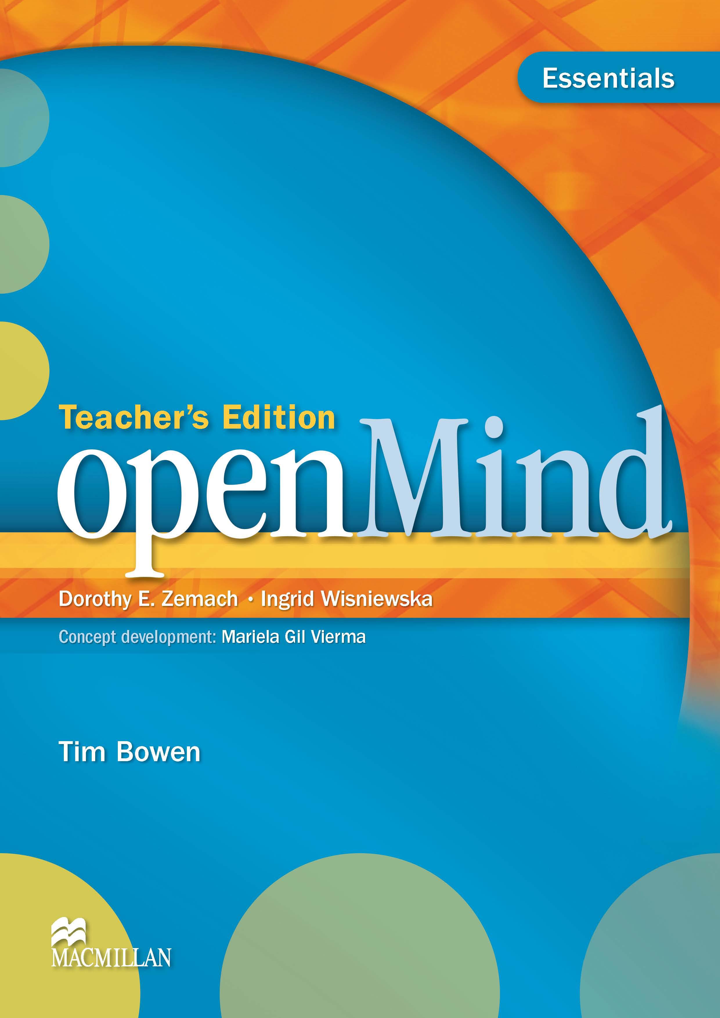 openMind Essentials Teacher