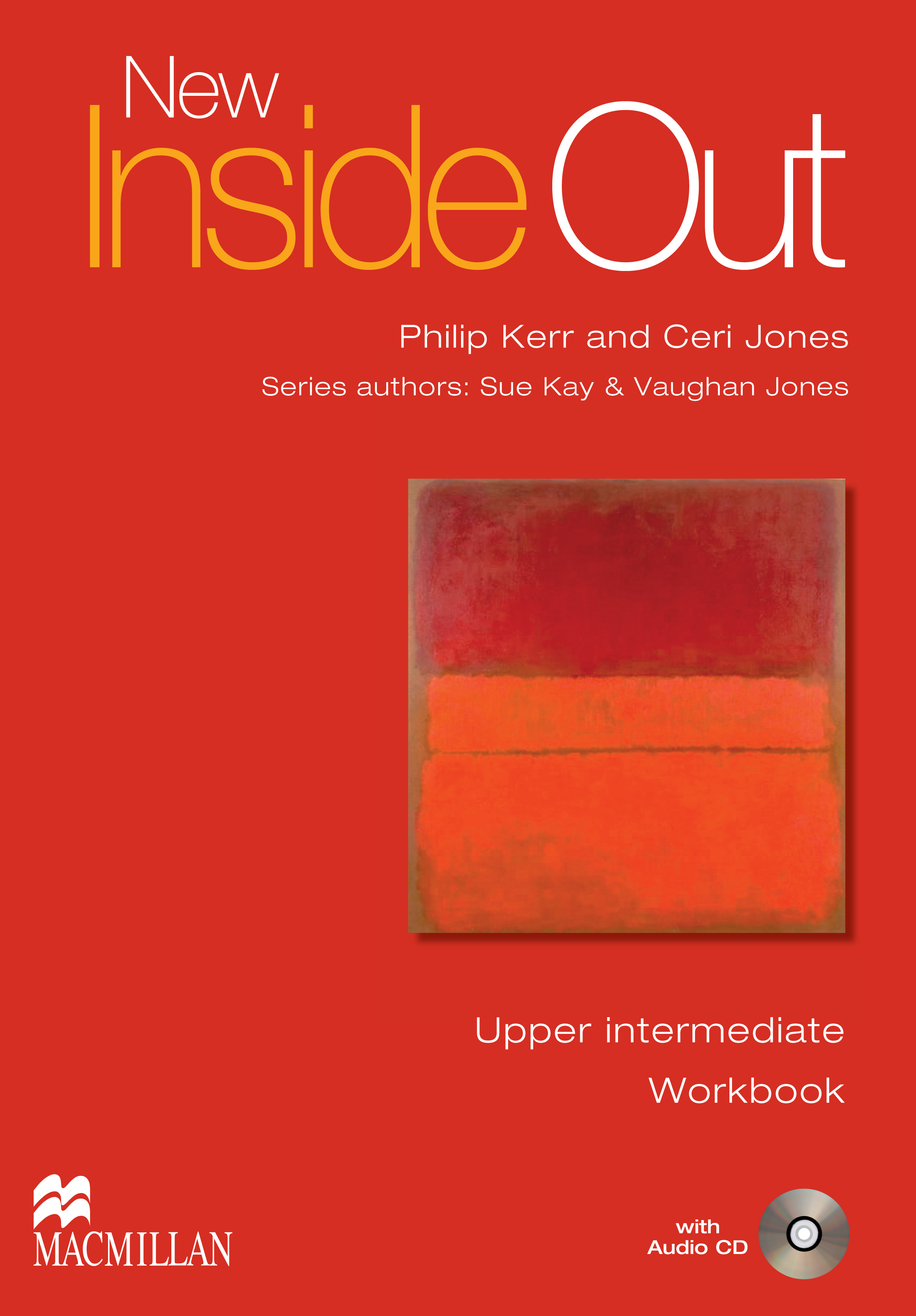 New Inside Out Upper Intermediate Workbook Pack without Key Edition