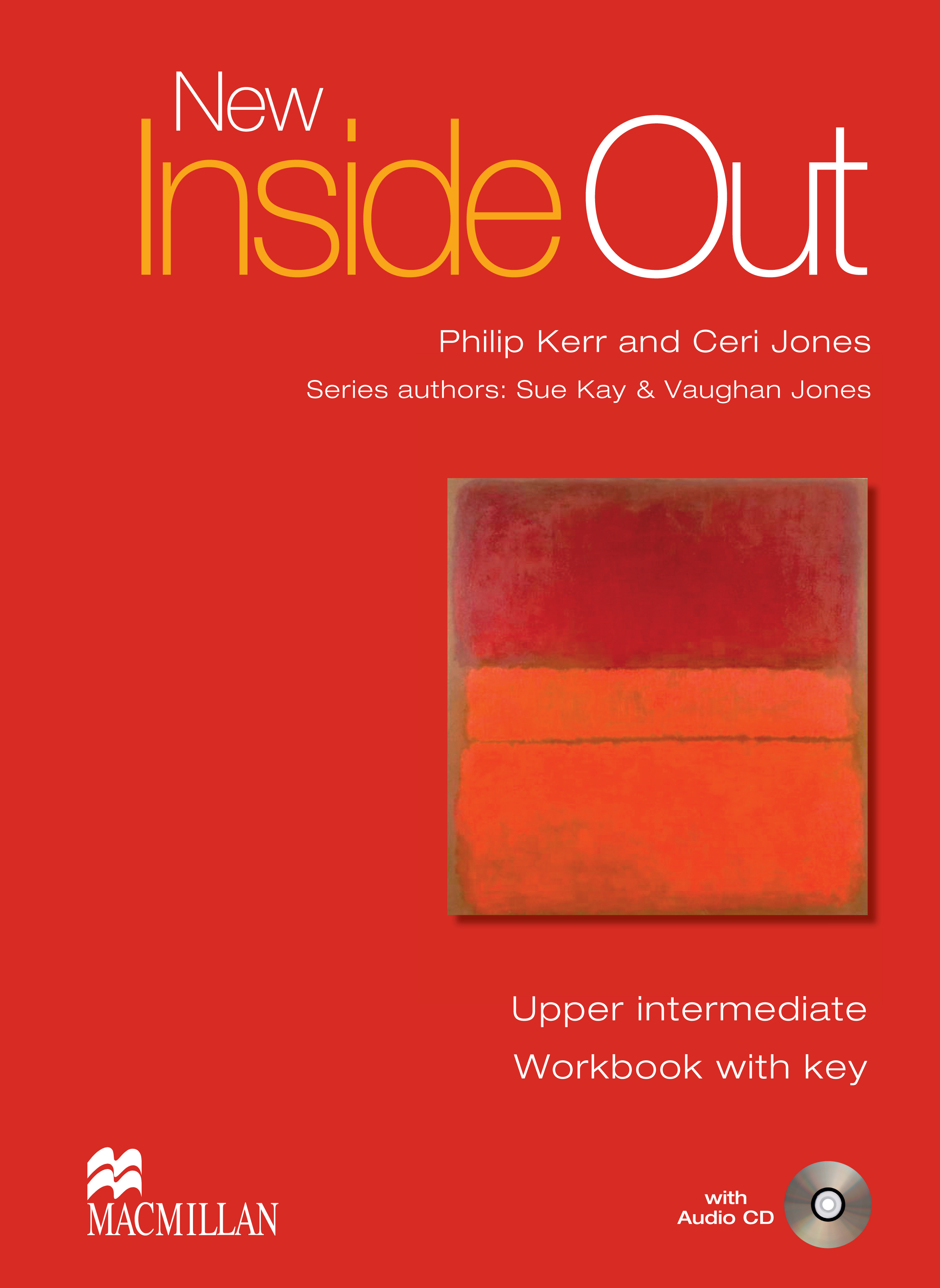 New Inside Out Upper Intermediate Workbook Pack with Key