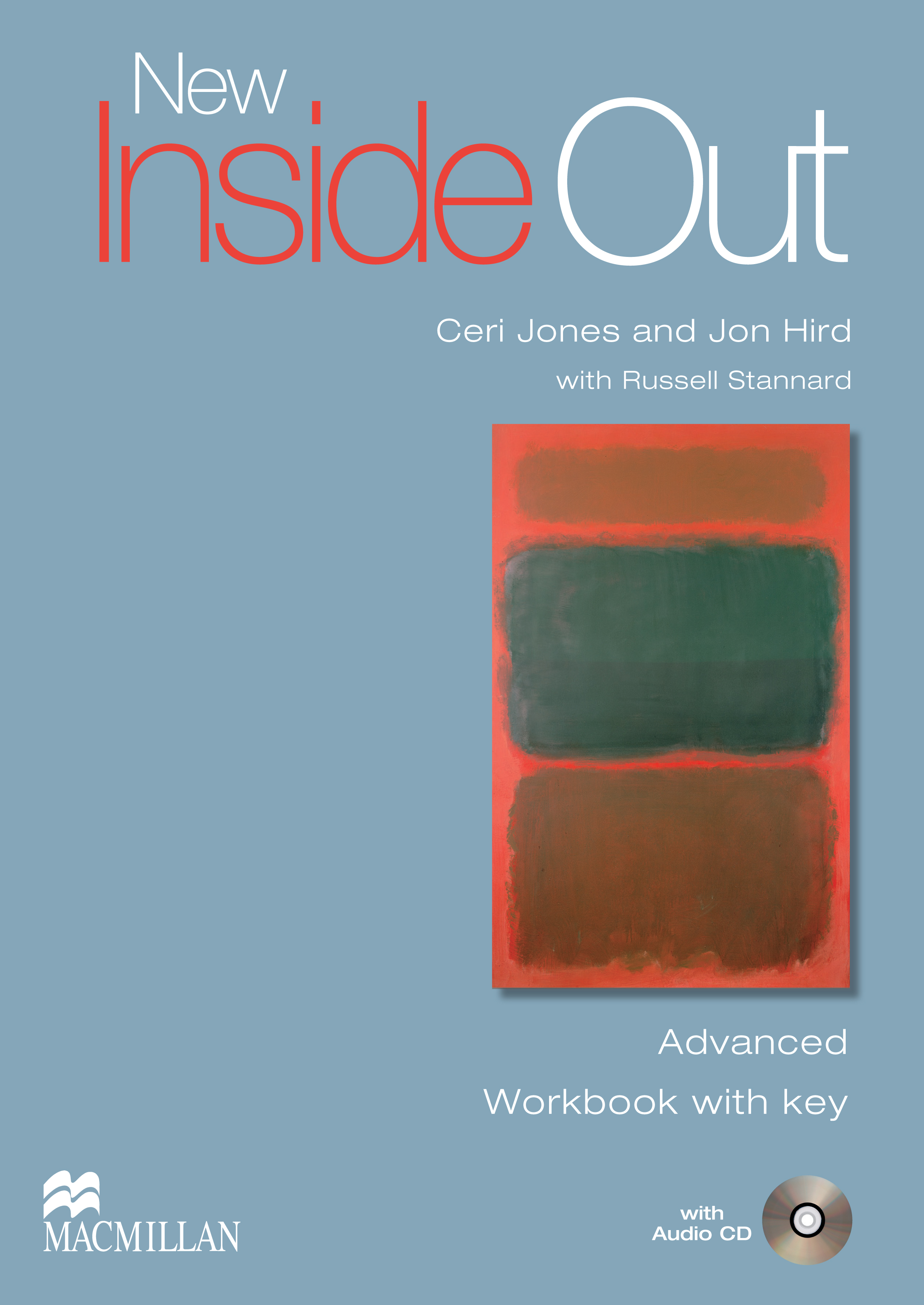 New Inside Out Advanced Workbook with Key Pack