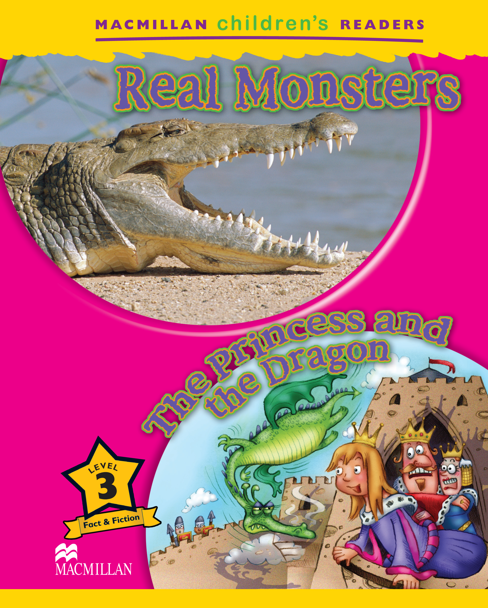 Real Monsters / The Princess and the Dragon