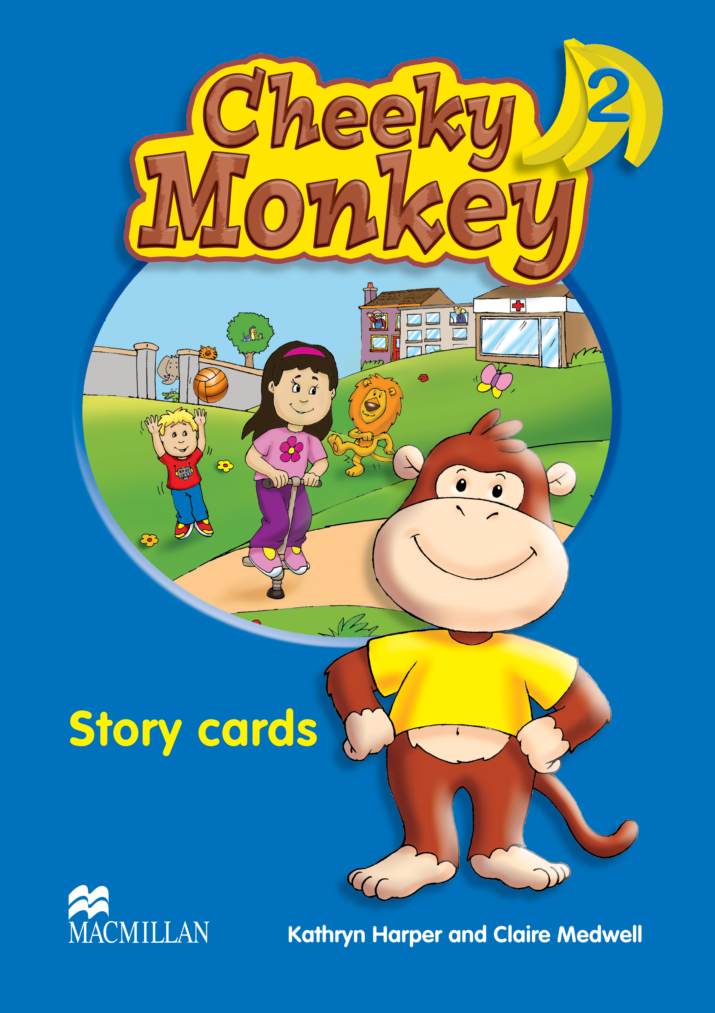 Cheeky Monkey 2 Story Cards