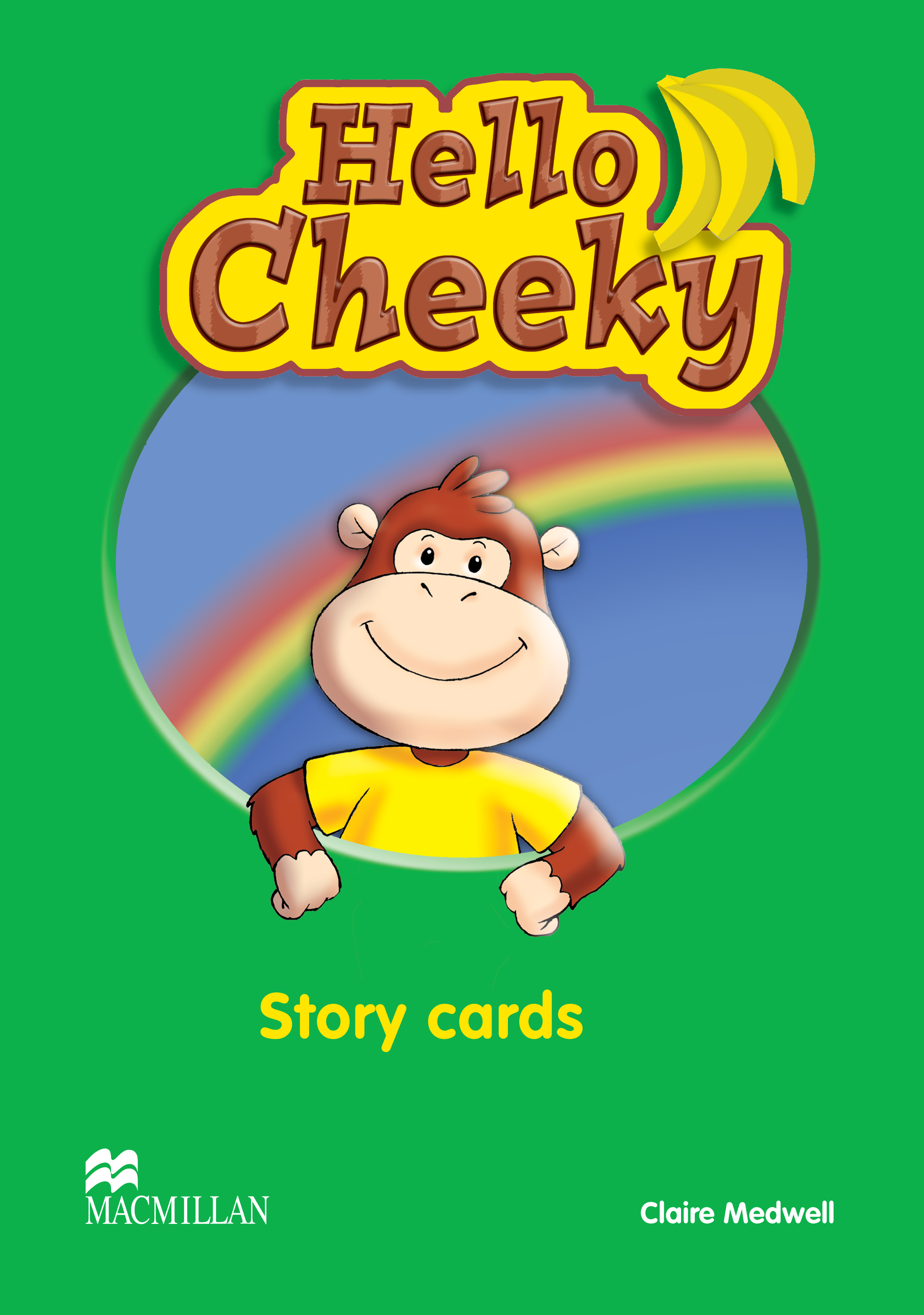 Hello Cheeky Story Cards