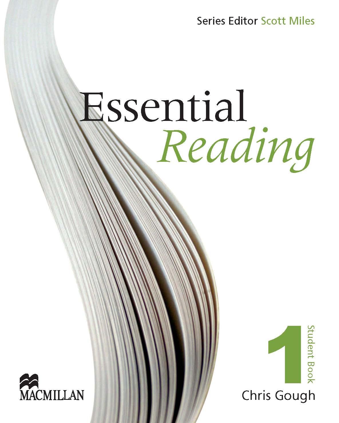 Essential Reading 1 Student