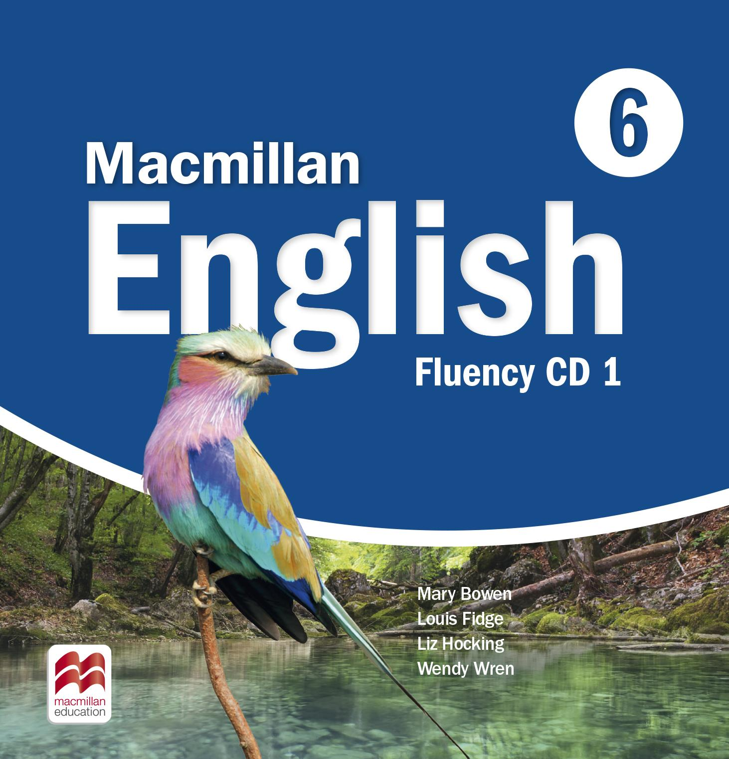 Macmillan English 6 Fluency Book Audio CDs
