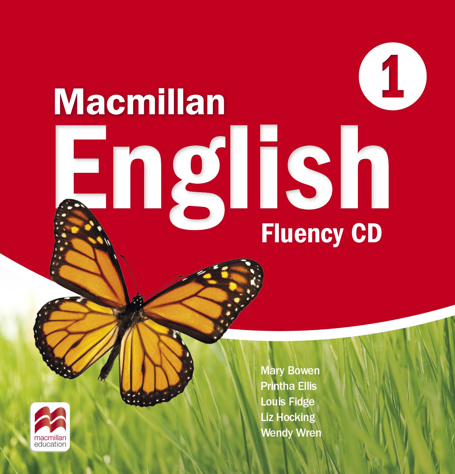 Macmillan English 1 Fluency Book Audio CDs