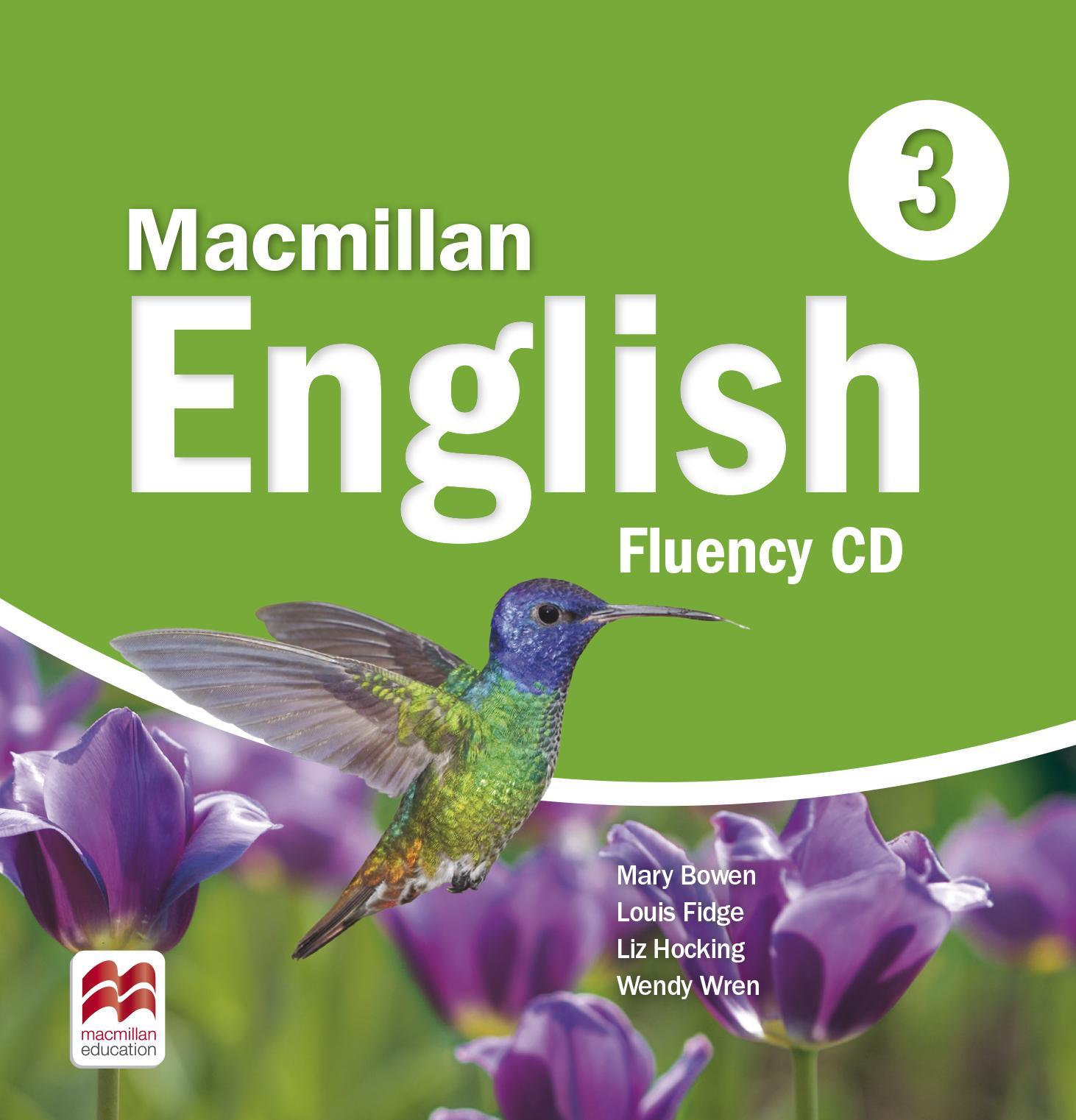 Macmillan English 3 Fluency Book Audio CDs