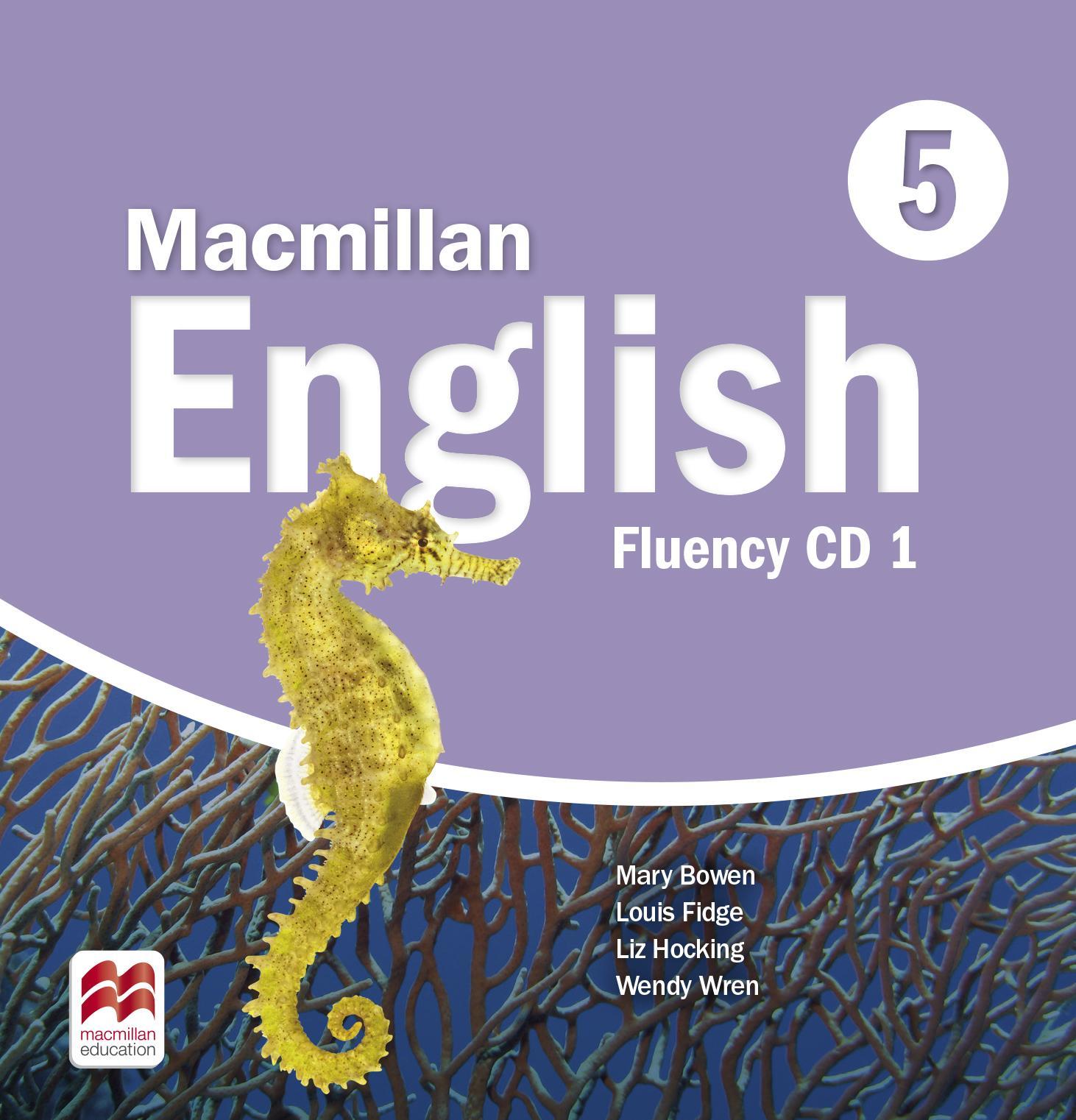 Macmillan English 5 Fluency Book Audio CDs