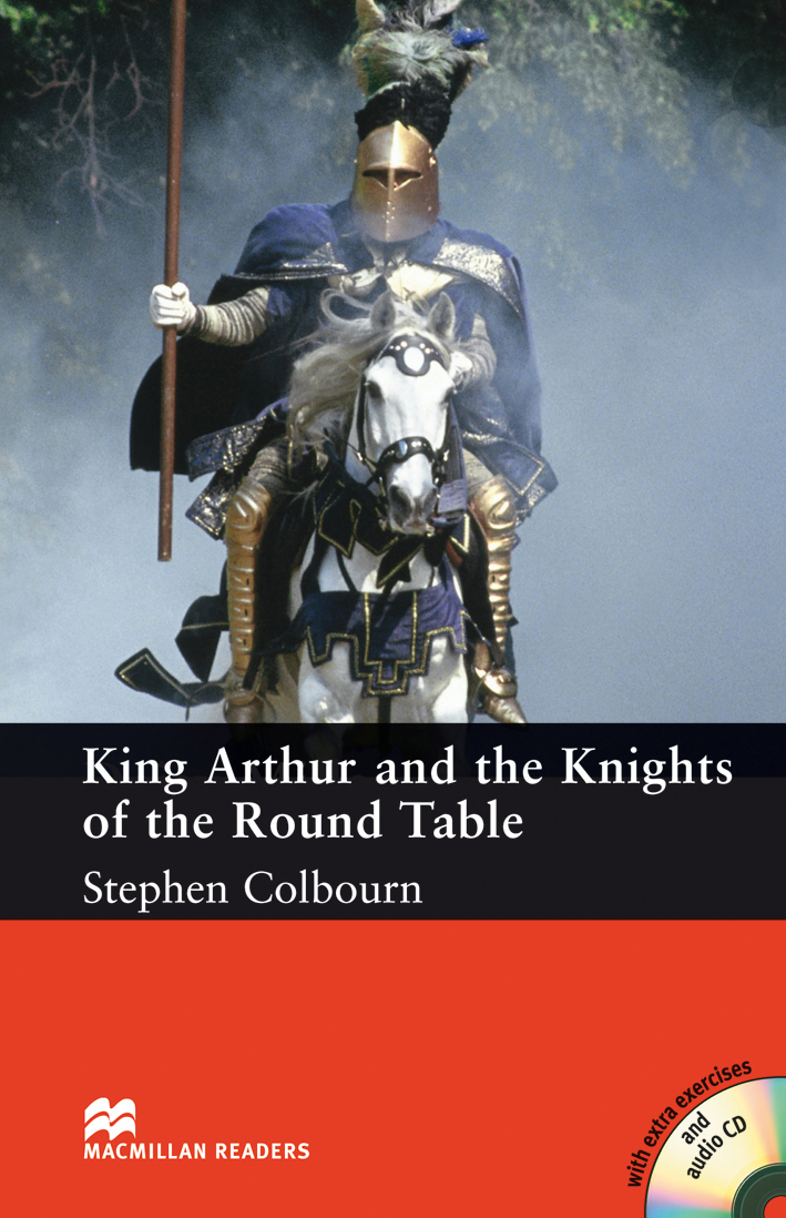 Macmillan Readers: King Arthur and the Knights of the Round Table Pack