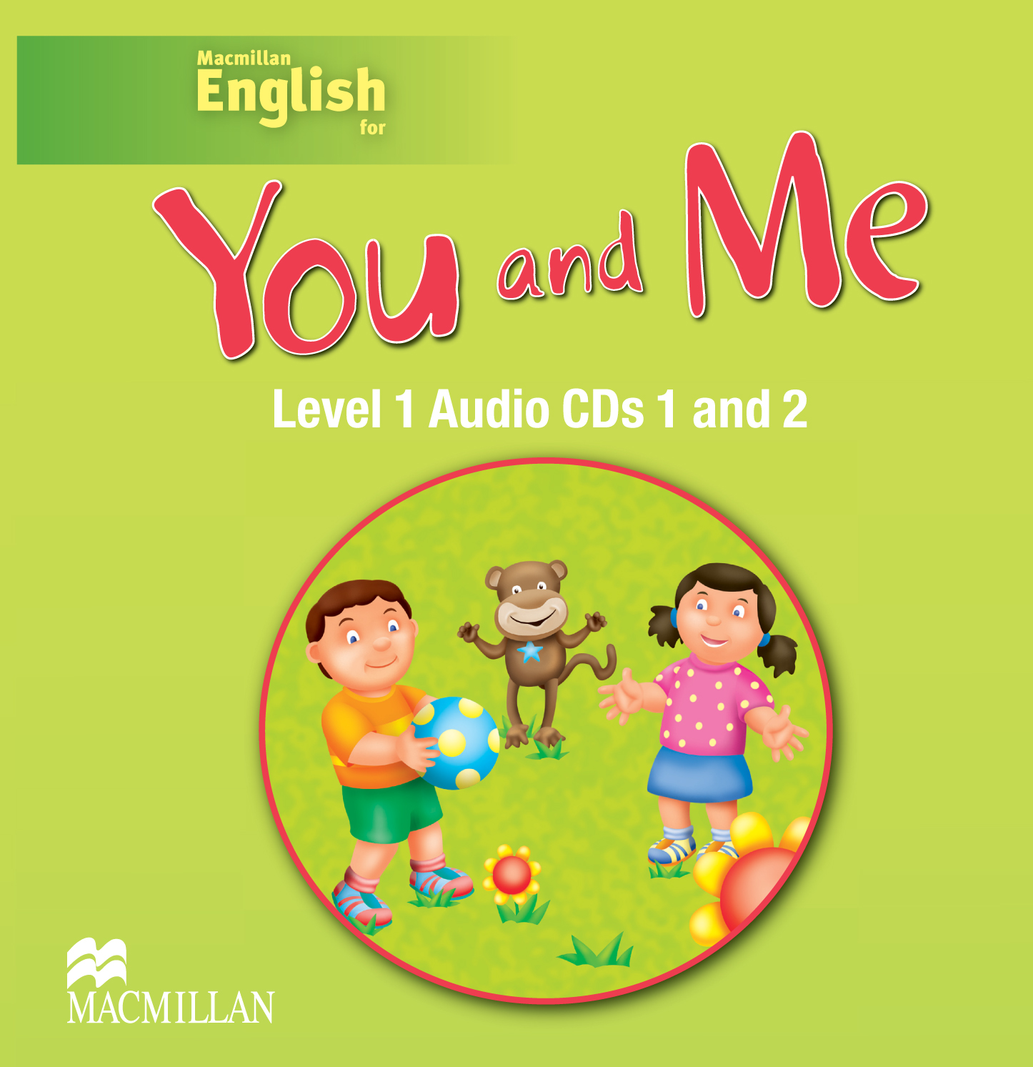 You and Me 1 Audio CD
