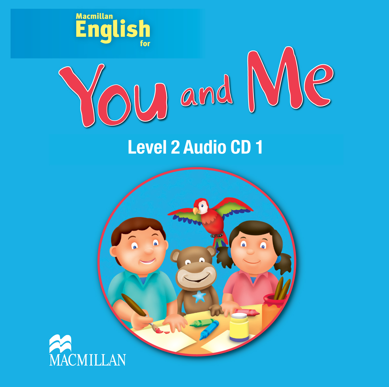You and Me 2 Audio CD