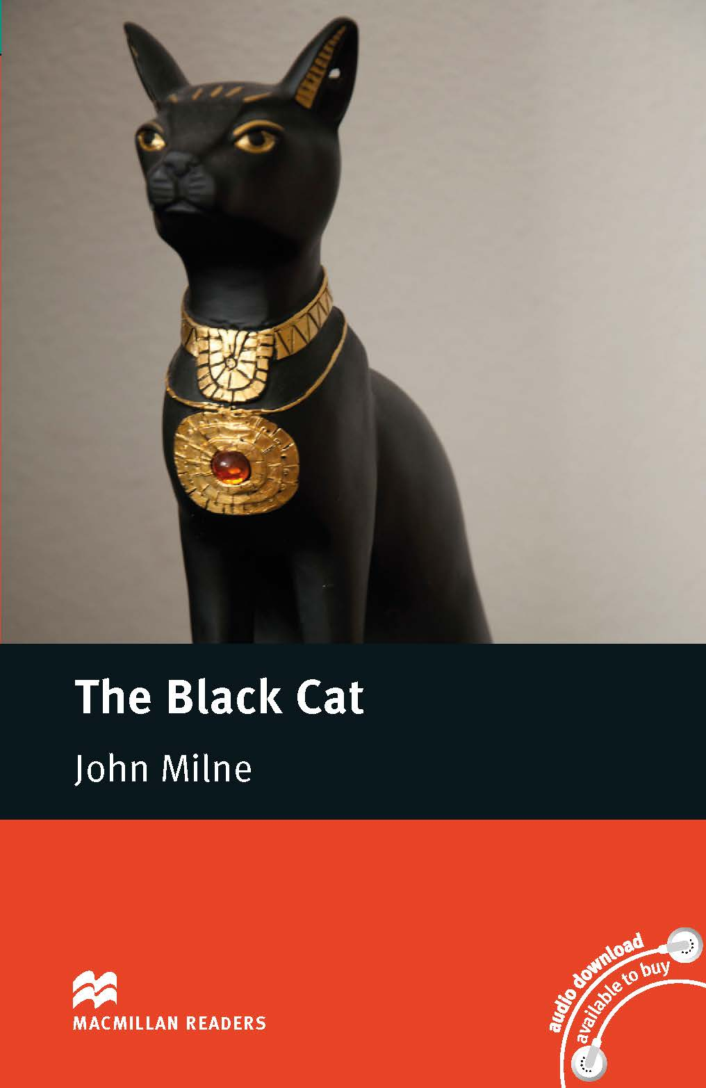 Macmillan Readers: The Black Cat without CD