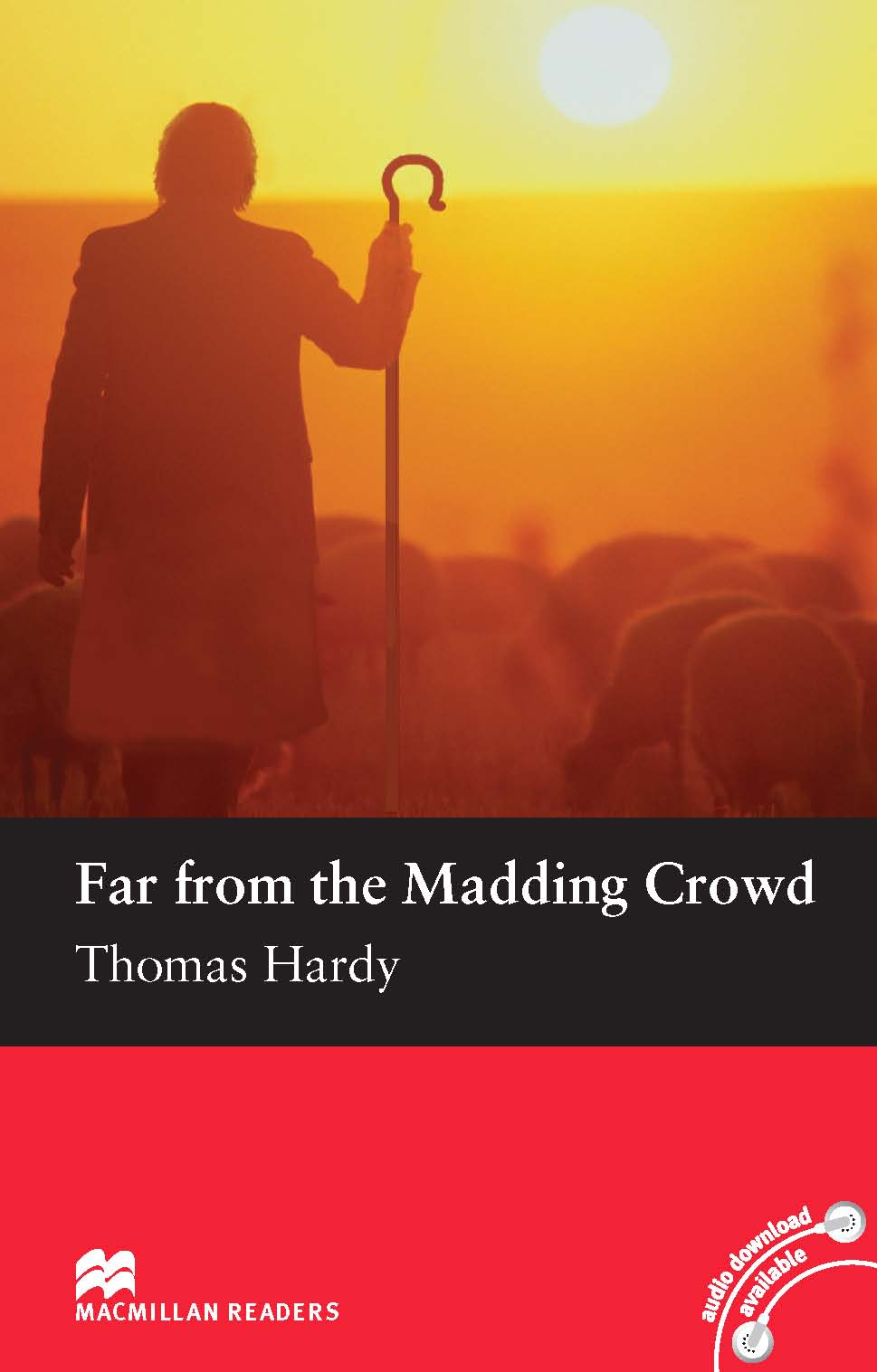 Macmillan Readers: Far from the Madding Crowd without CD