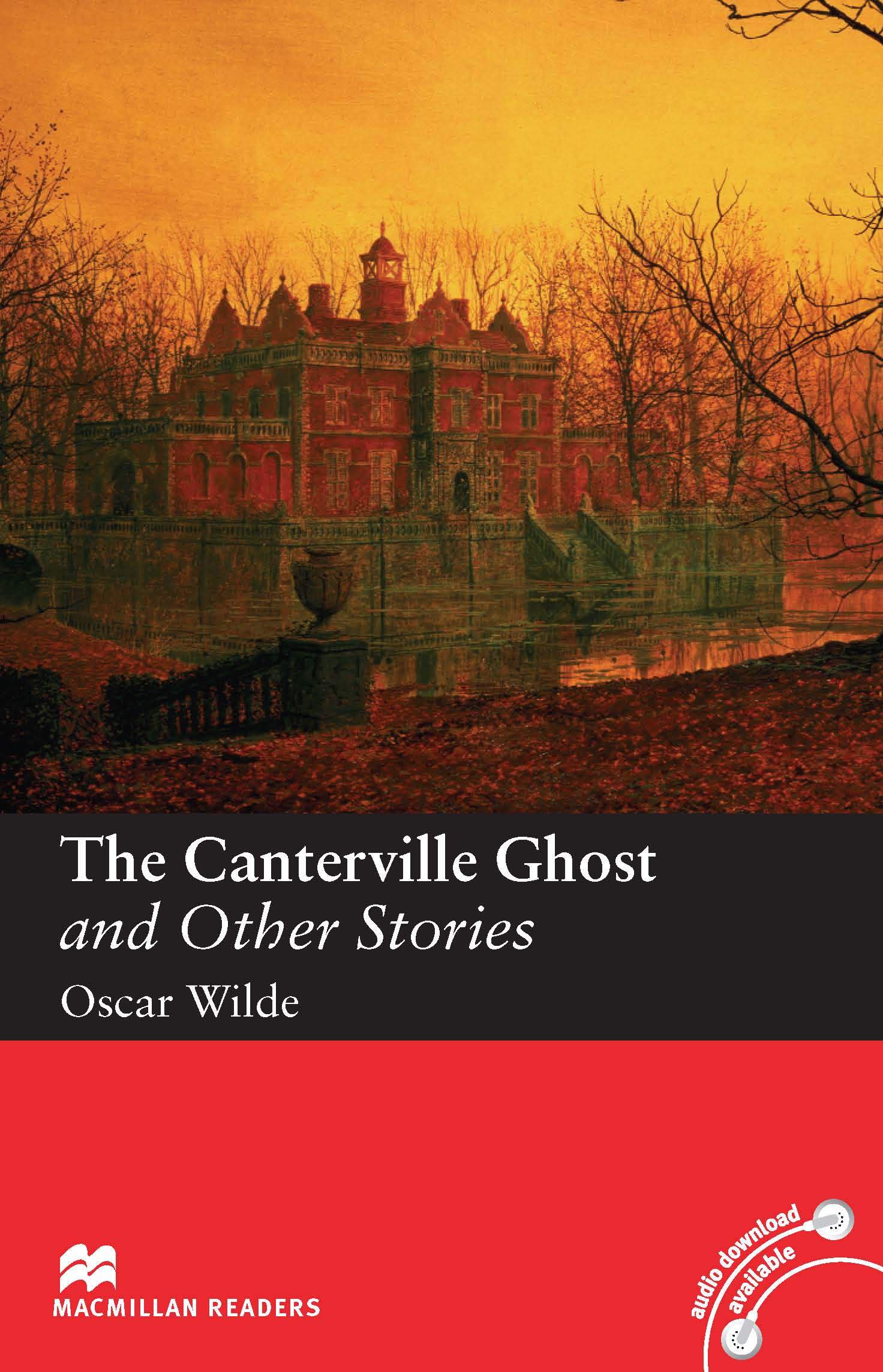 Macmillan Readers: The Canterville Ghost and Other Stories without CD