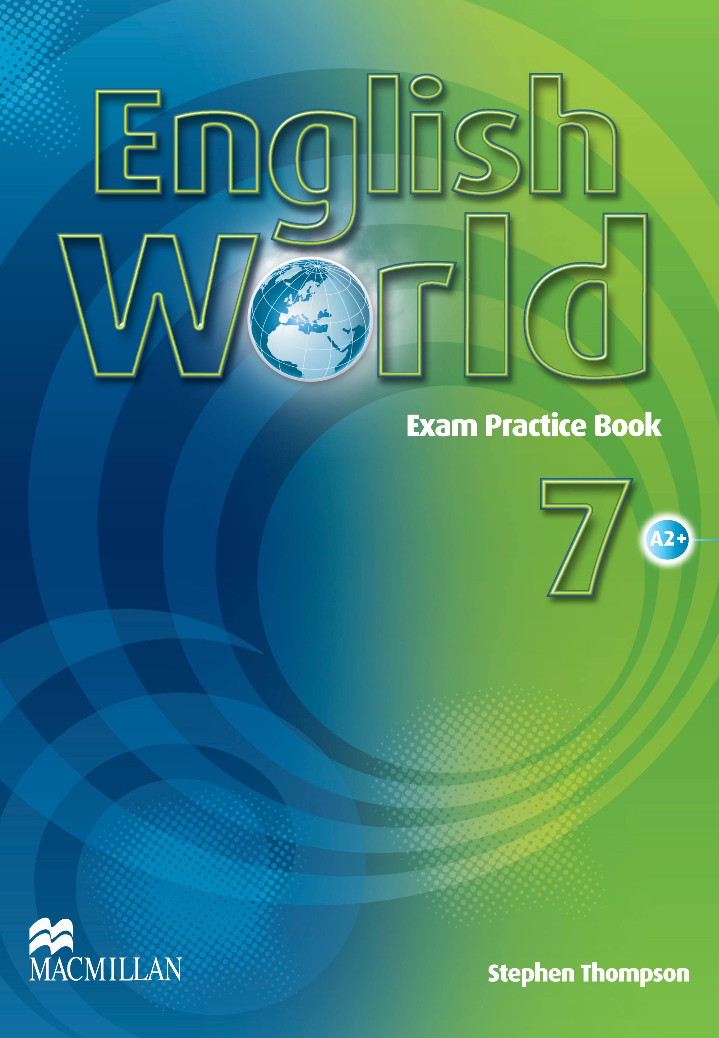 English World 7 Exam Practice Book