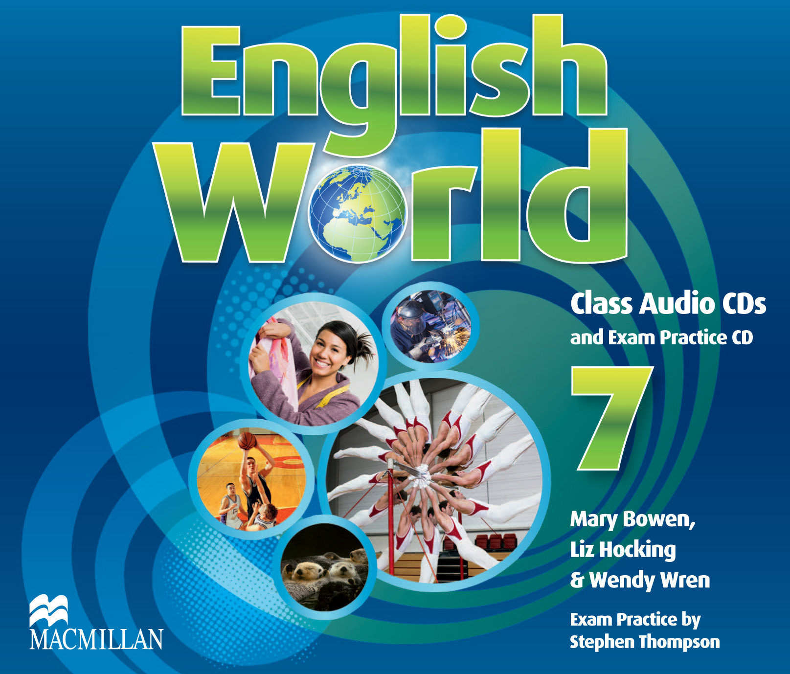 English World 7 Audio CD