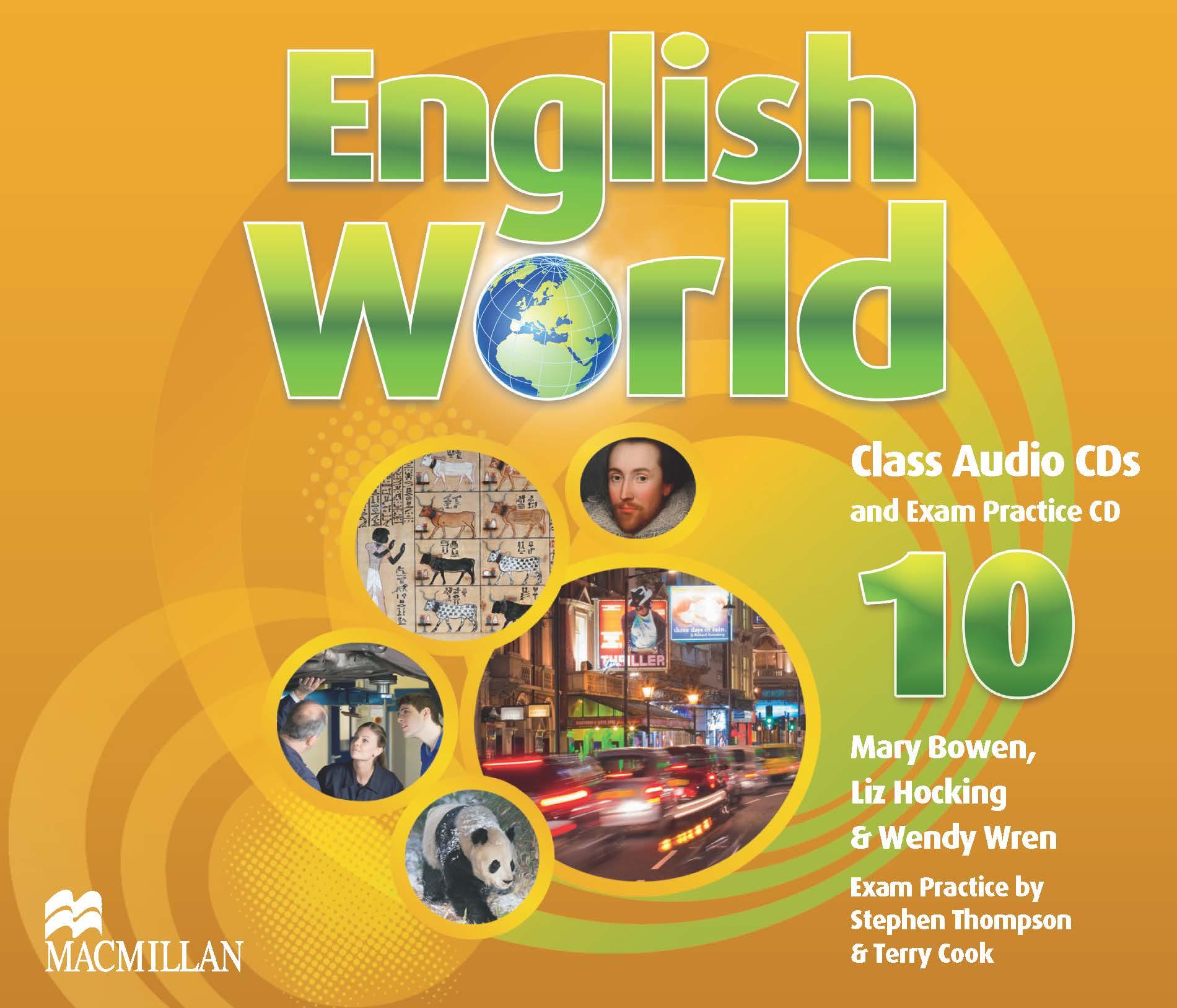 English World 10 Audio CD