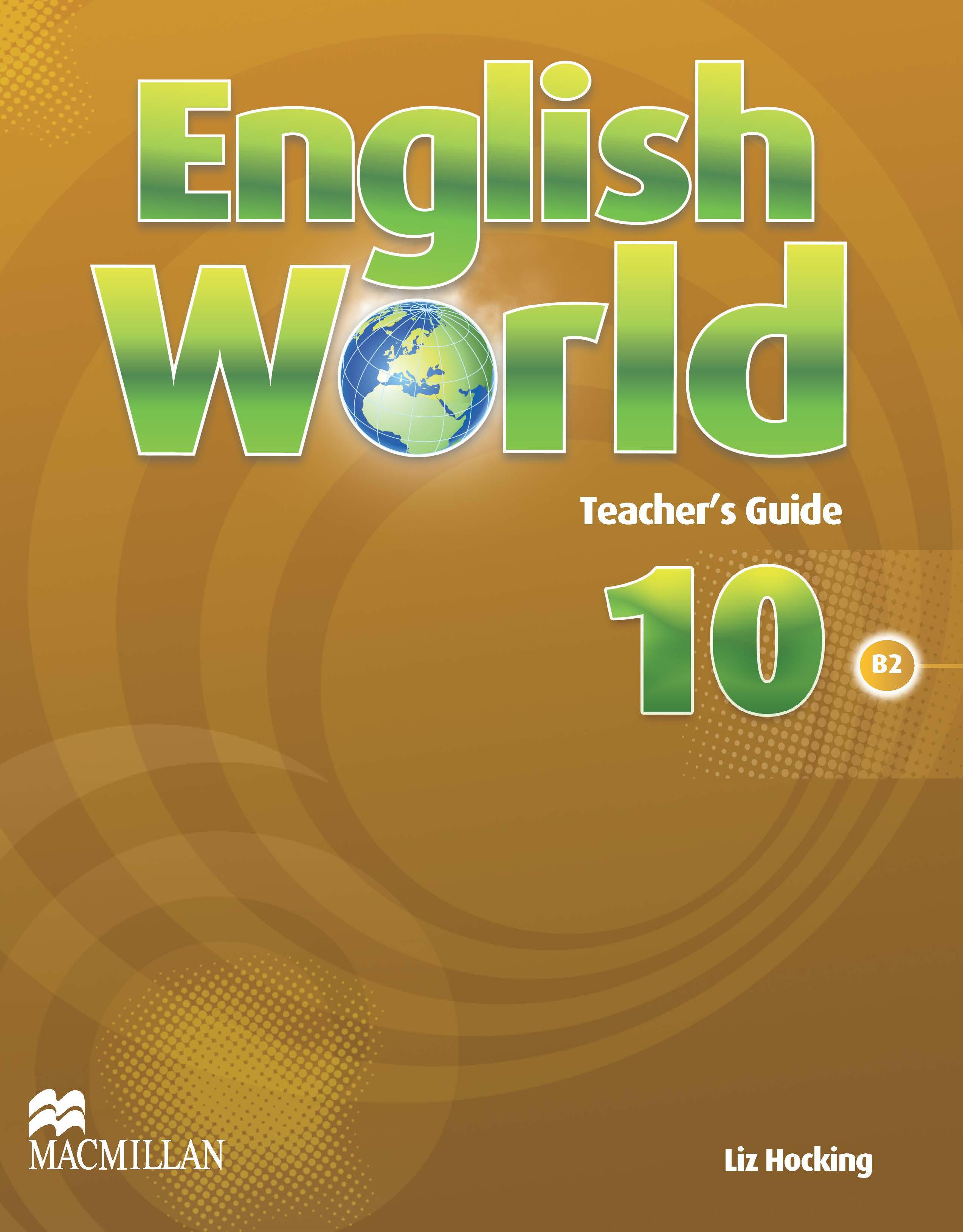 English World 10 Teacher