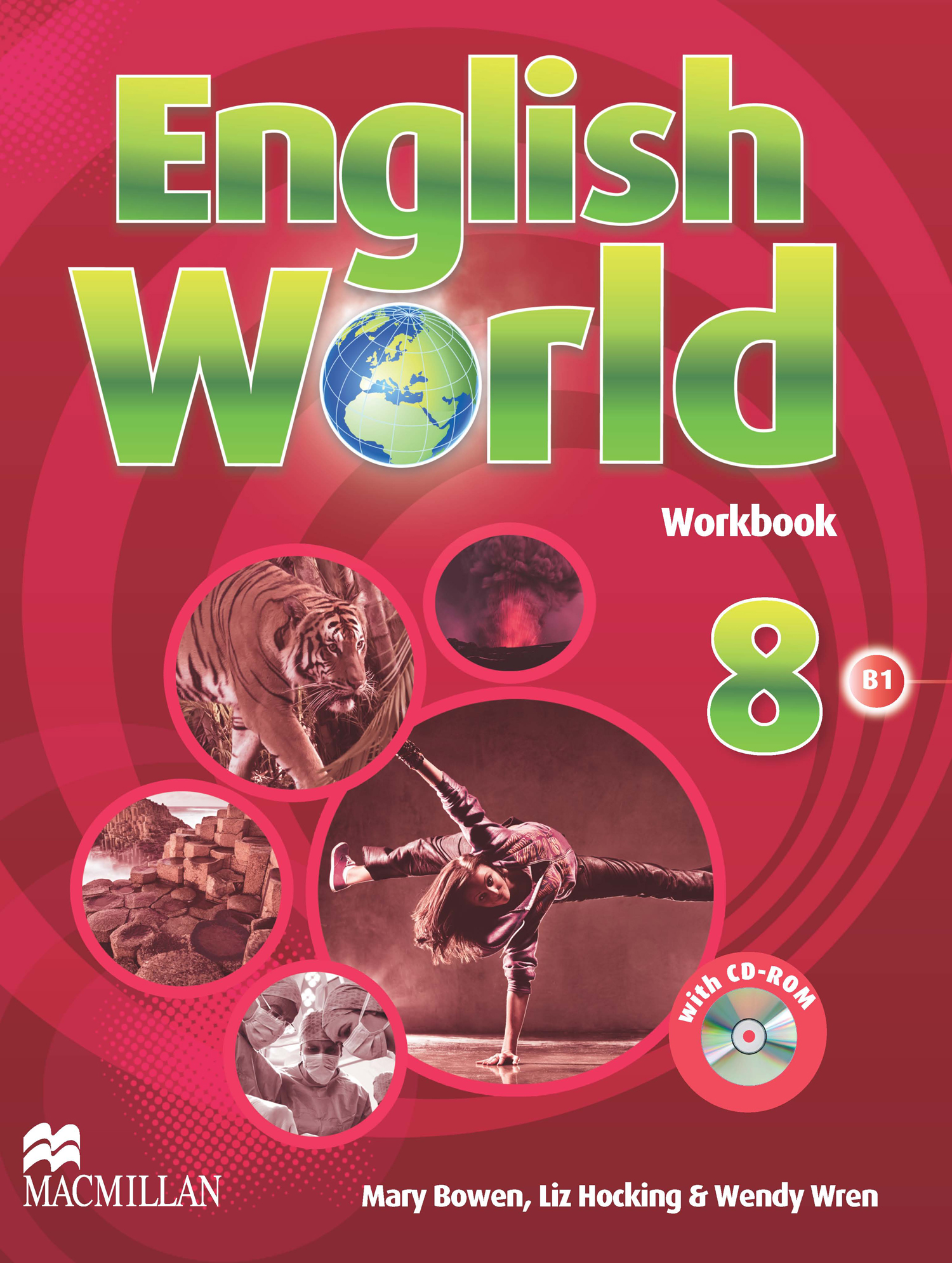 English World 8 Workbook with CD-ROM