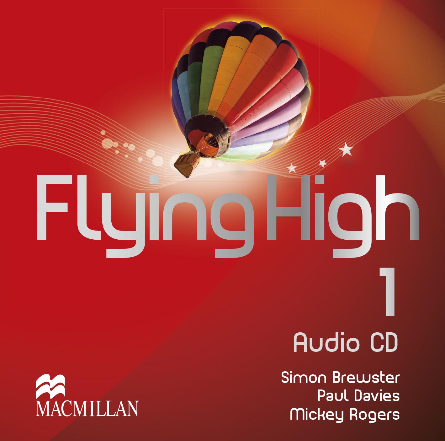 Flying High 1 Class Audio CD