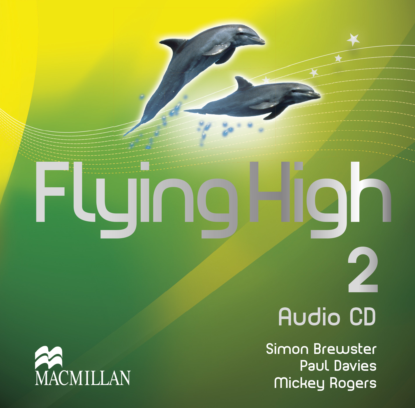 Flying High 2 Class Audio CD