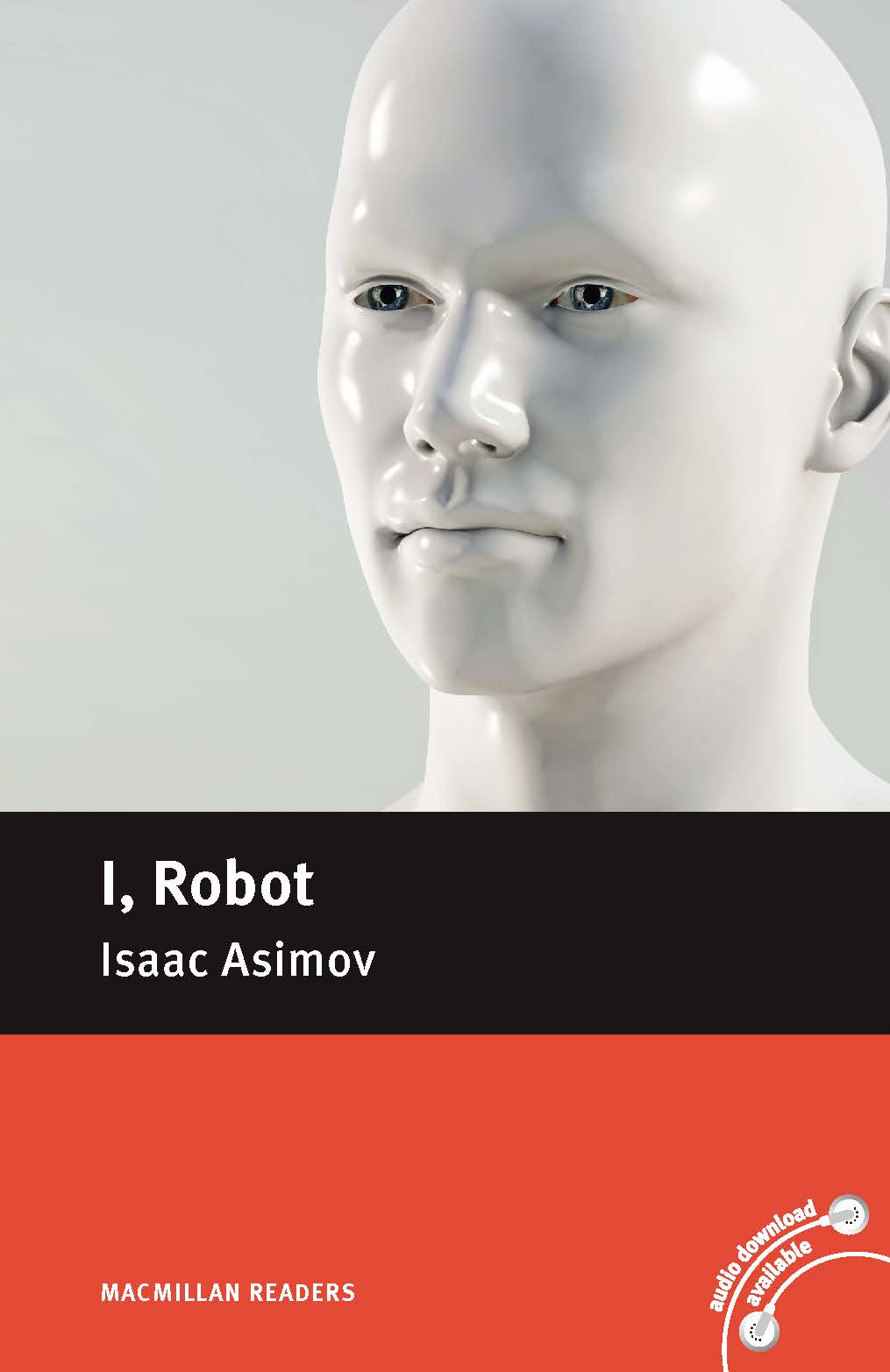 Macmillan Readers: I, Robot without CD