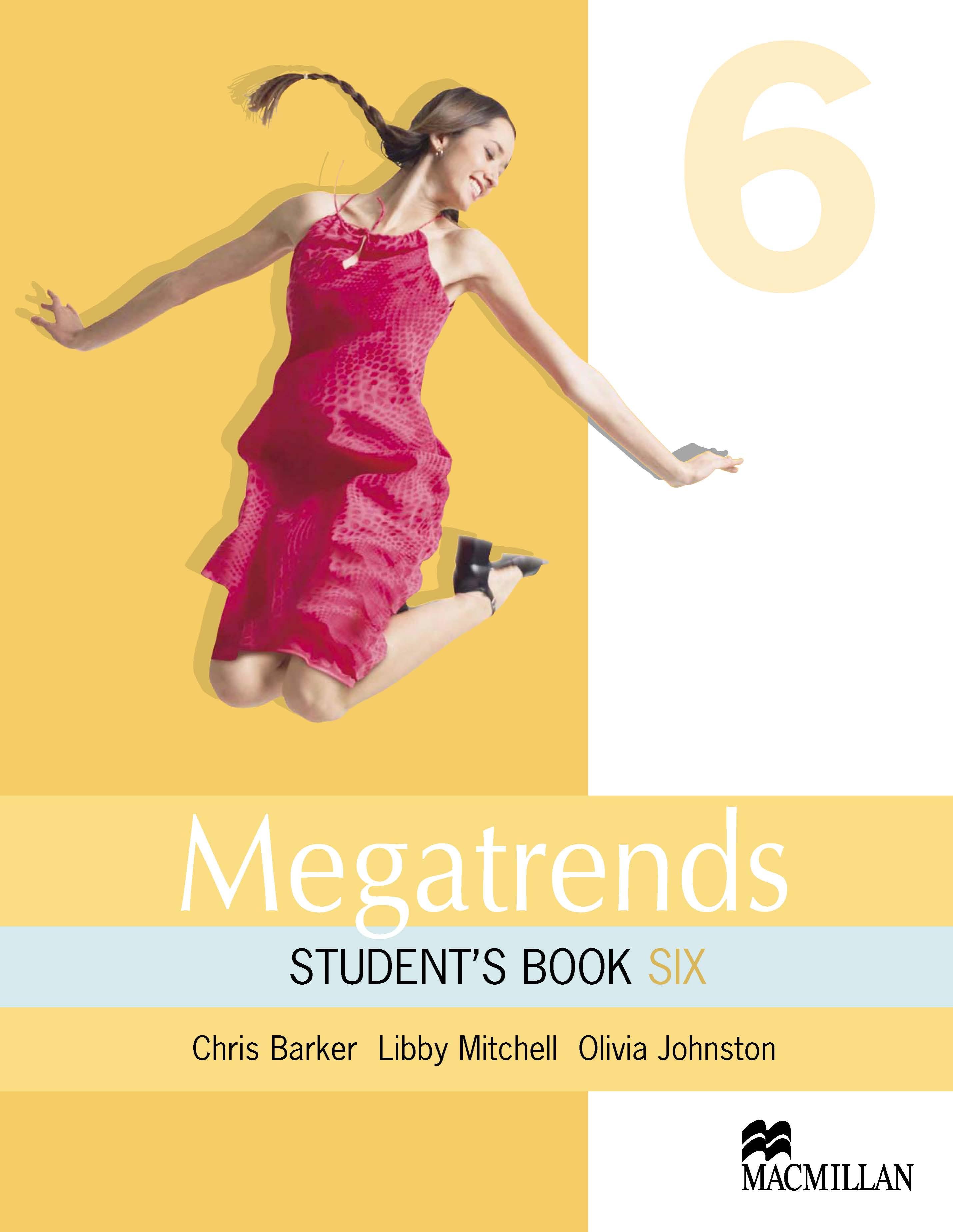 Megatrends 6 Student