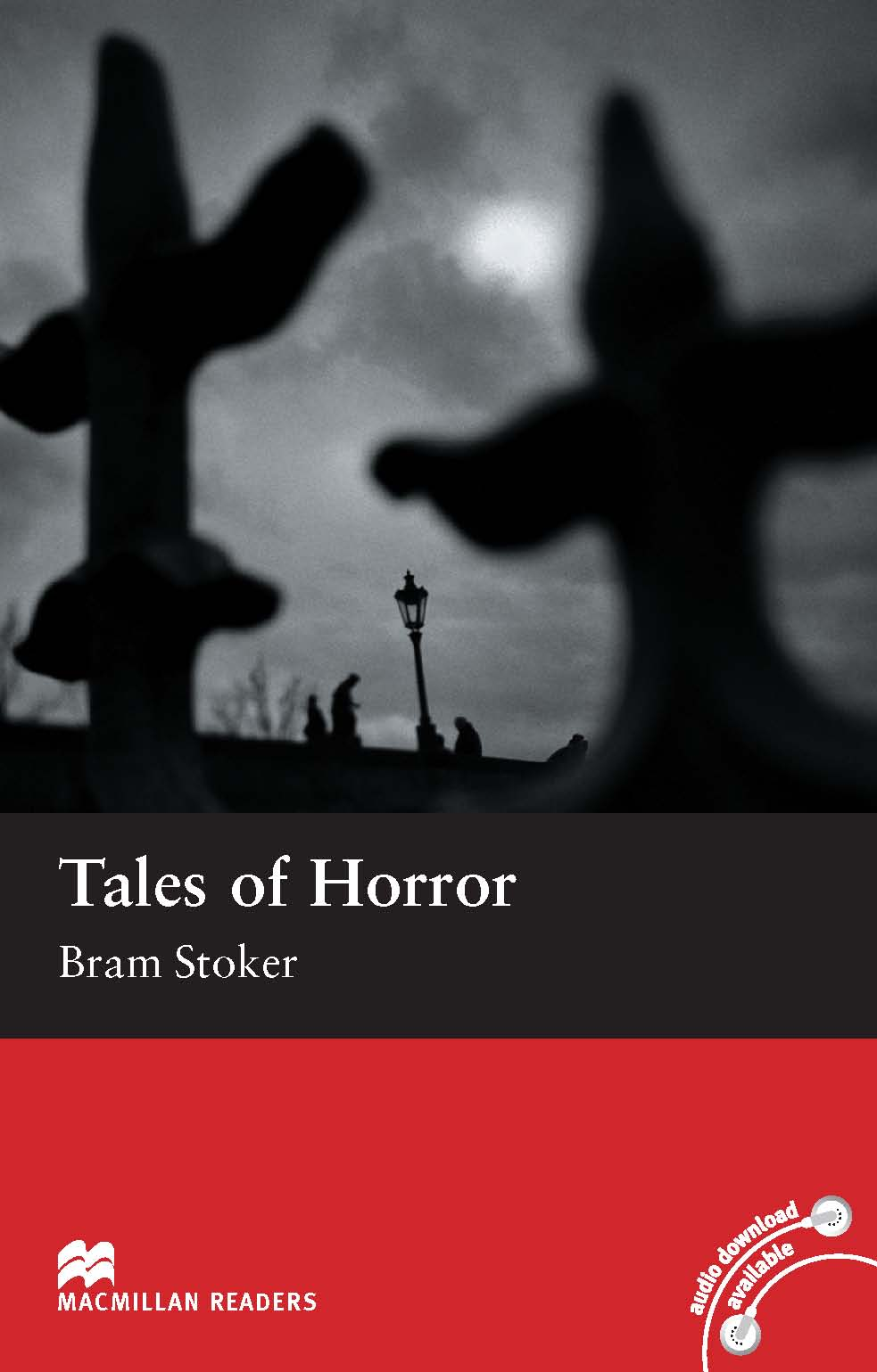 Macmillan Readers: Tales of Horror without CD