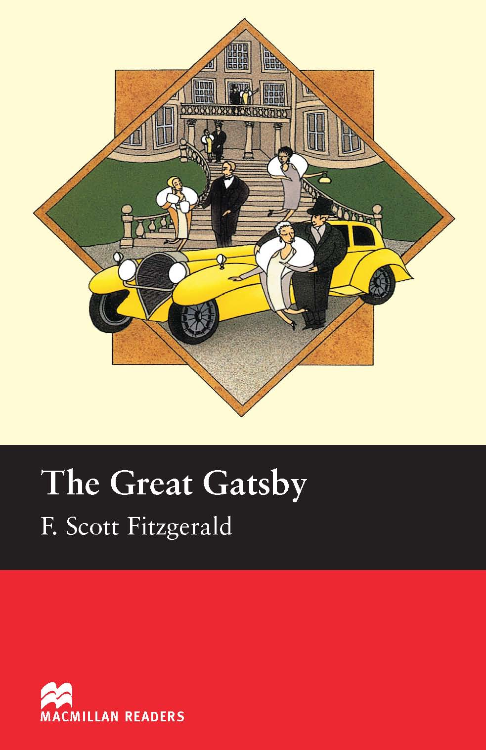 Macmillan Readers: The Great Gatsby without CD