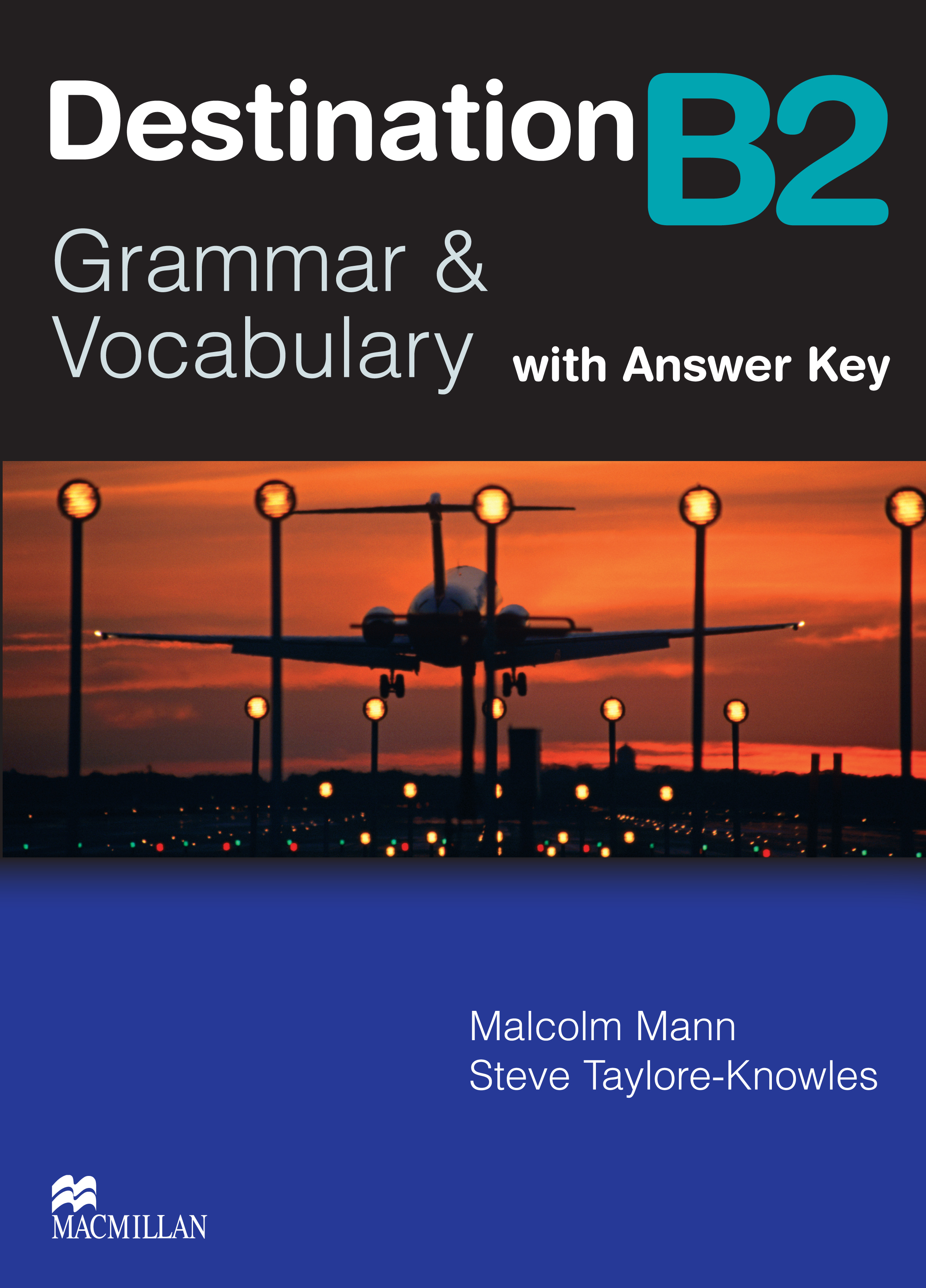Destination B2 Student Book with Key