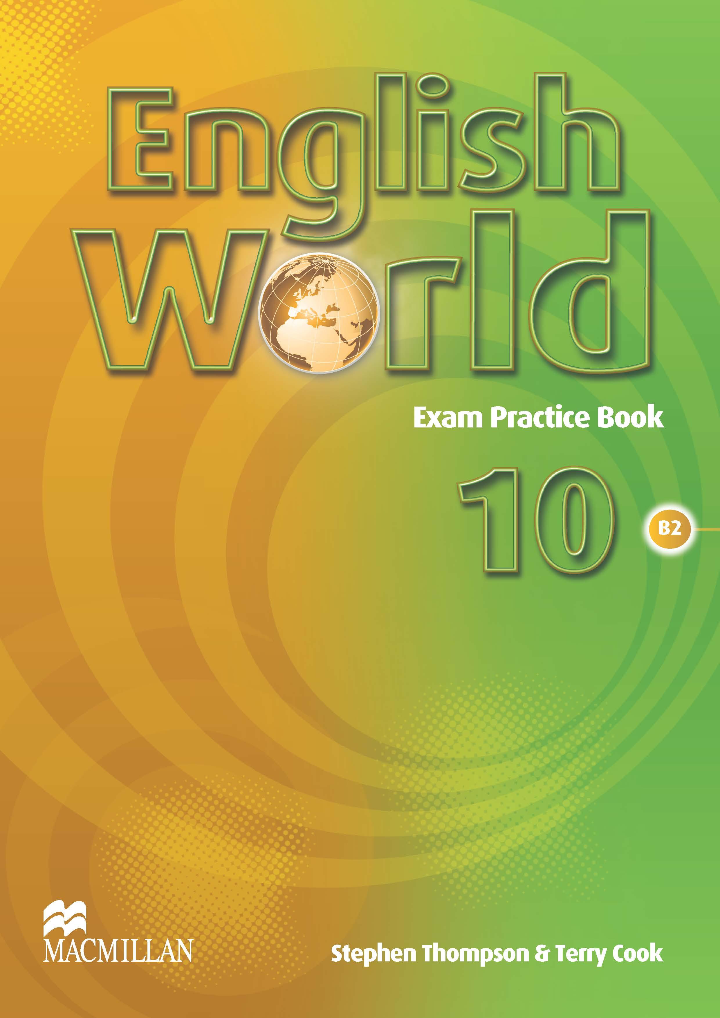 English World 10 Exam Practice Book
