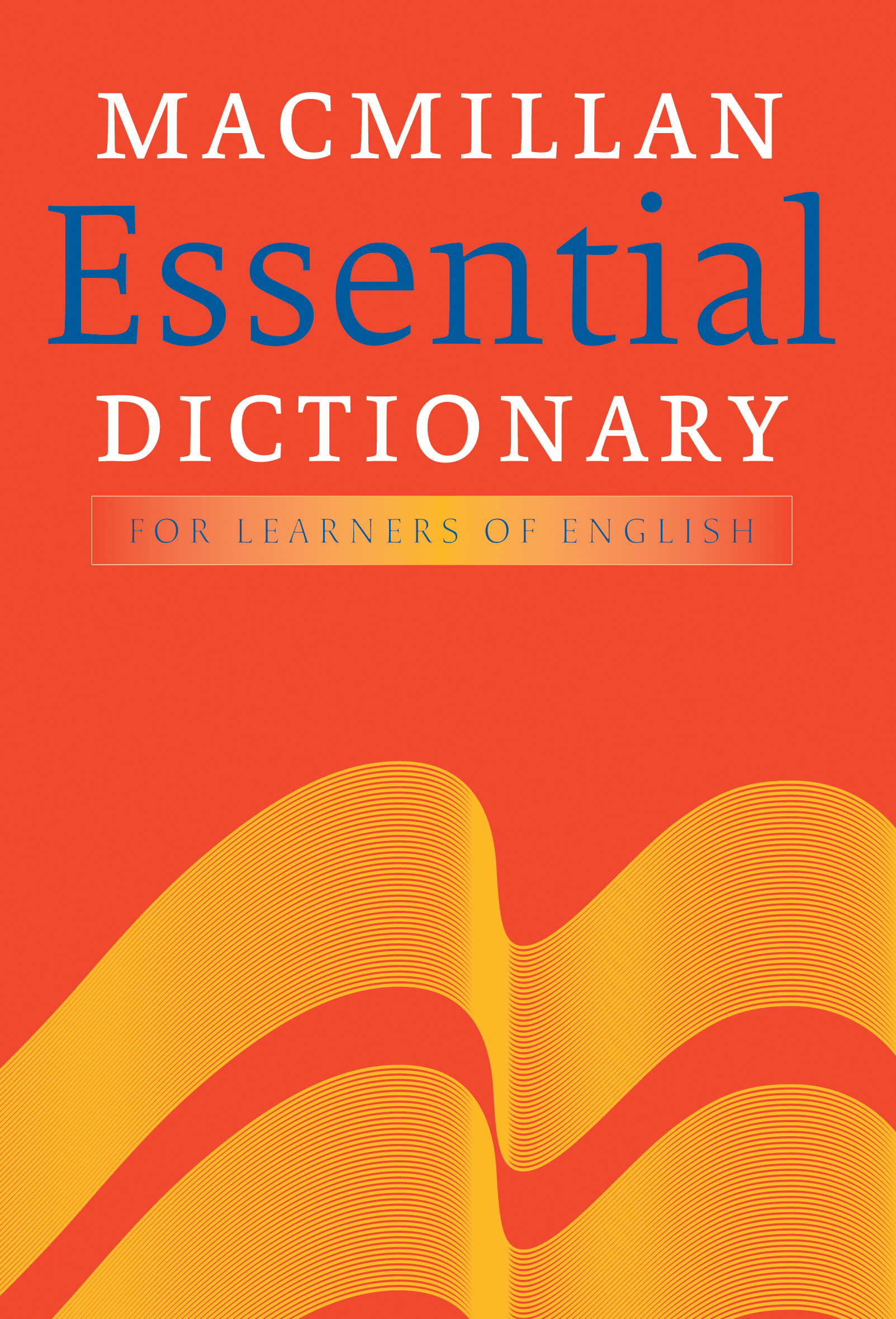 Macmillan Essential Dictionary & CD-ROM Pack