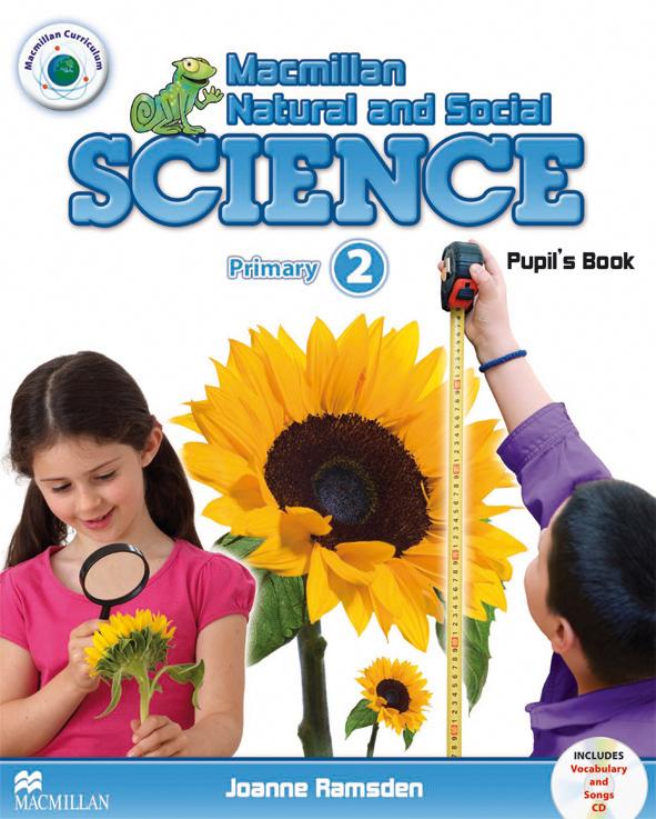 Macmillan Natural and Social Science Level 2 Pupil