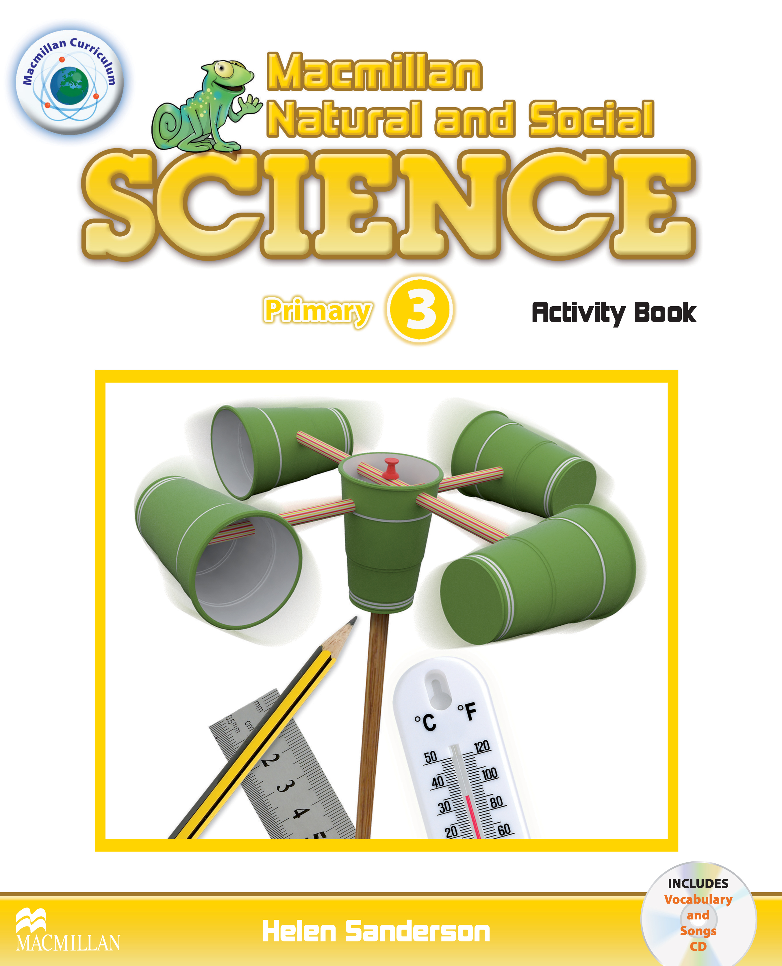 Macmillan Natural and Social Science Level 3 Activity Book