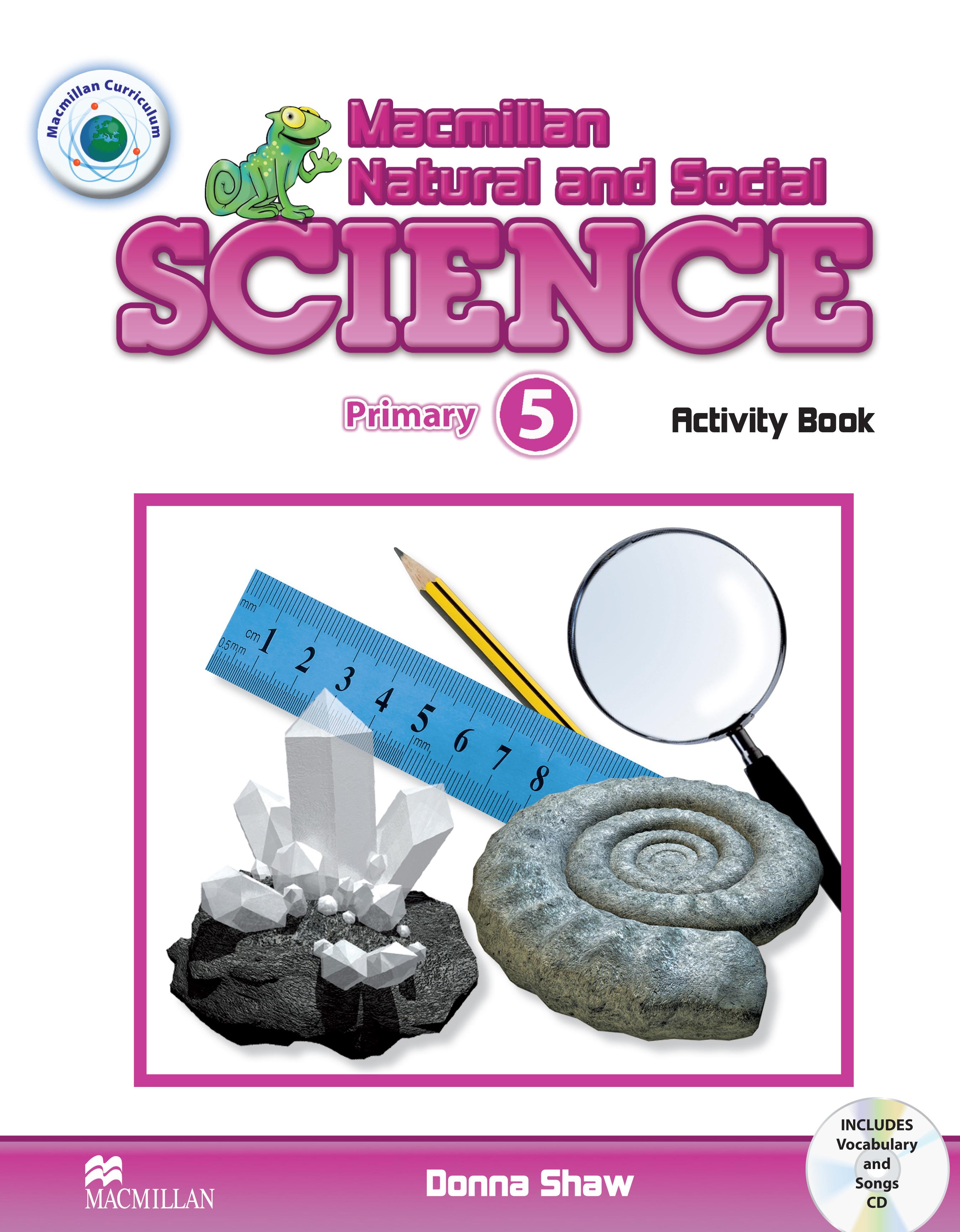 Macmillan Natural and Social Science Level 5 Activity Book
