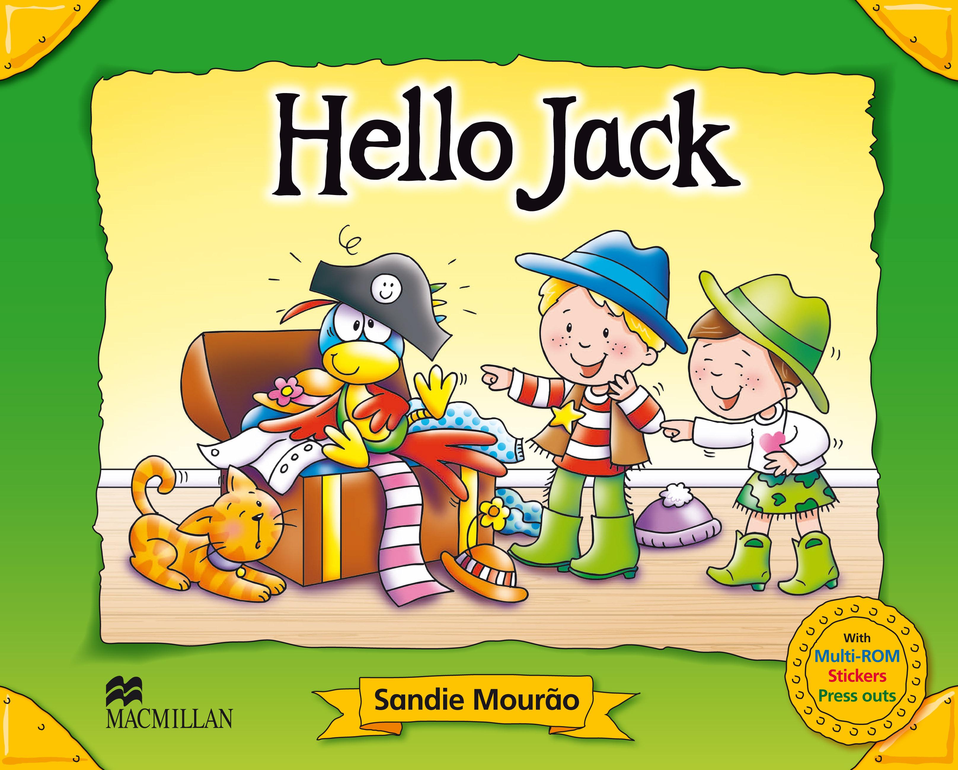 Hello Jack Pupil