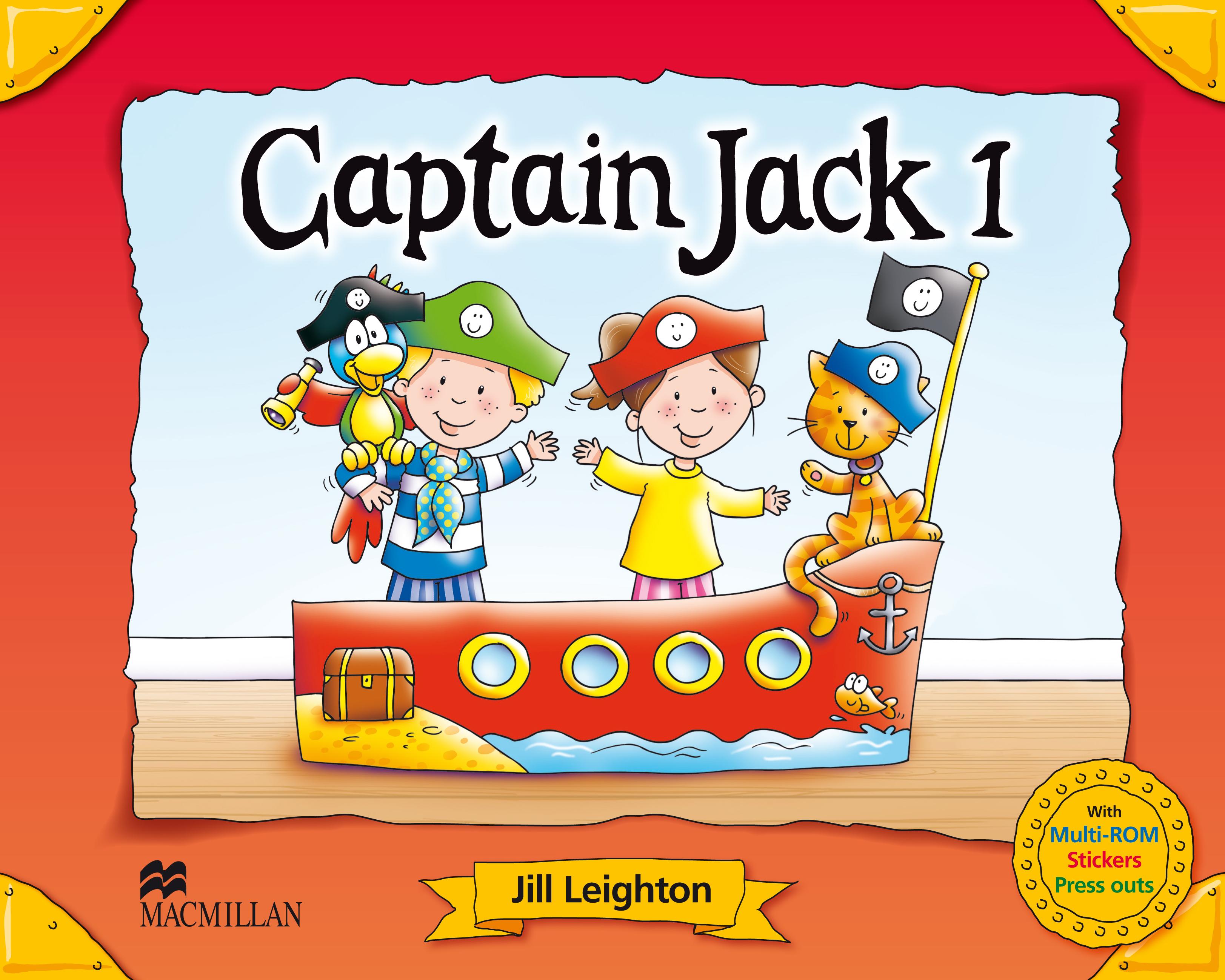 Captain Jack 1 Pupil