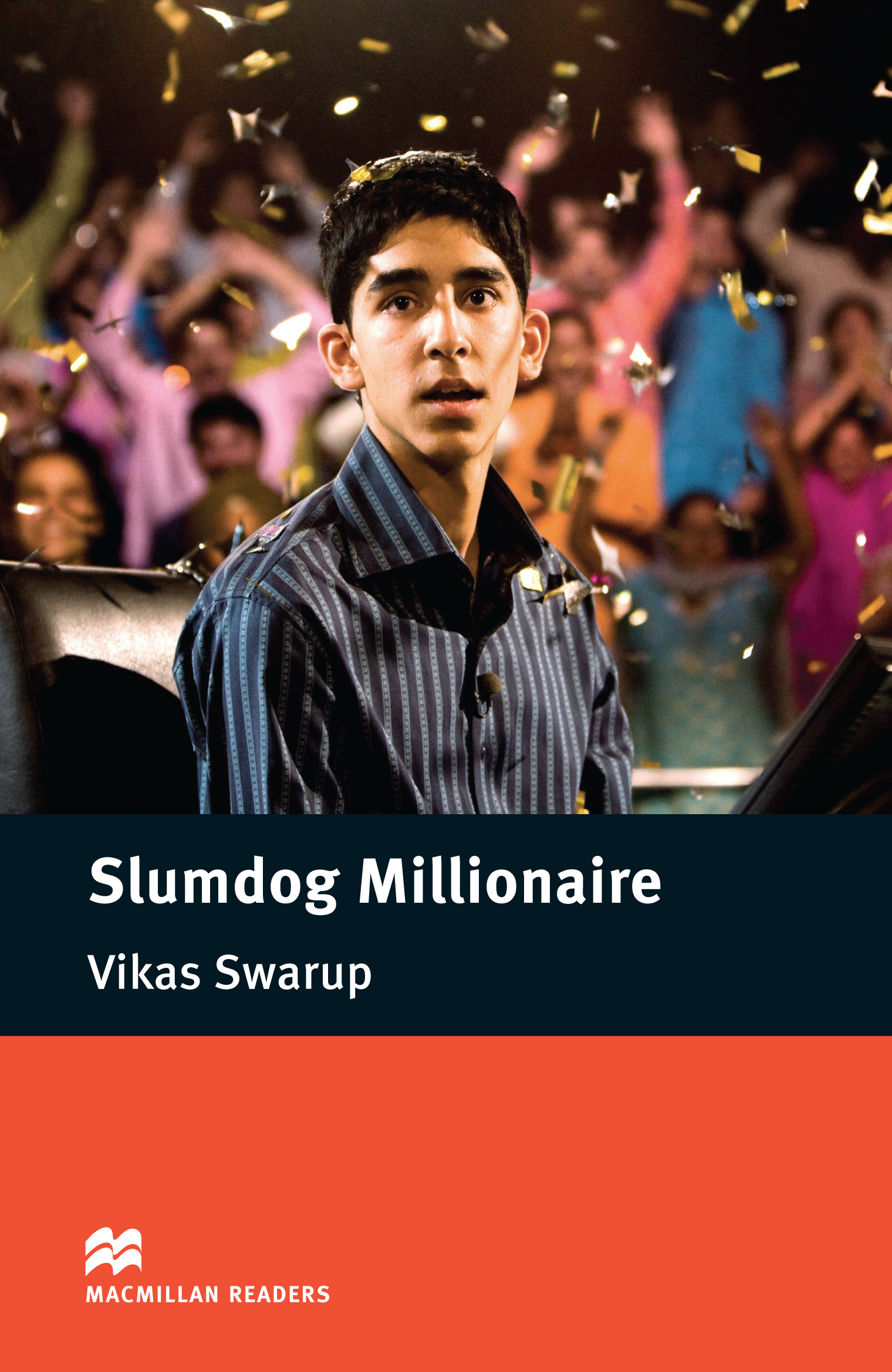Macmillan Readers: Slumdog Millionaire without CD