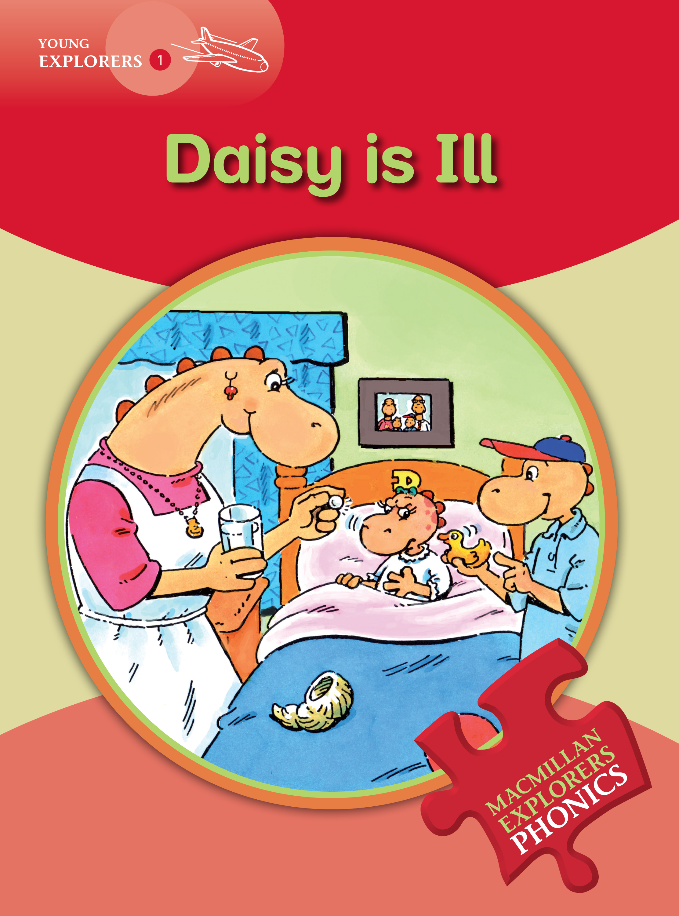 Young Explorers 1: Daisy is Ill