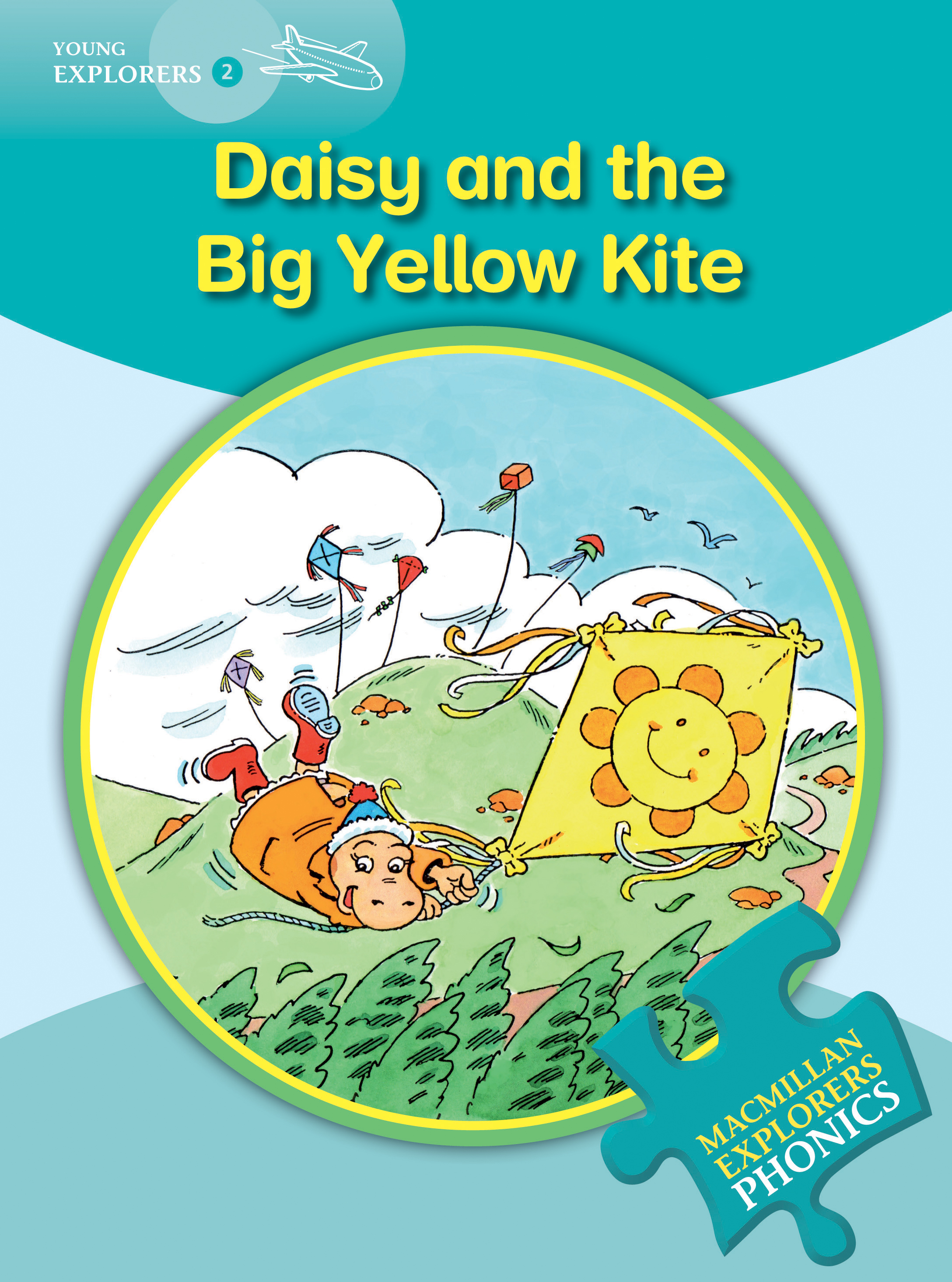 Young Explorers 2: Daisy and the Big Yellow Kite