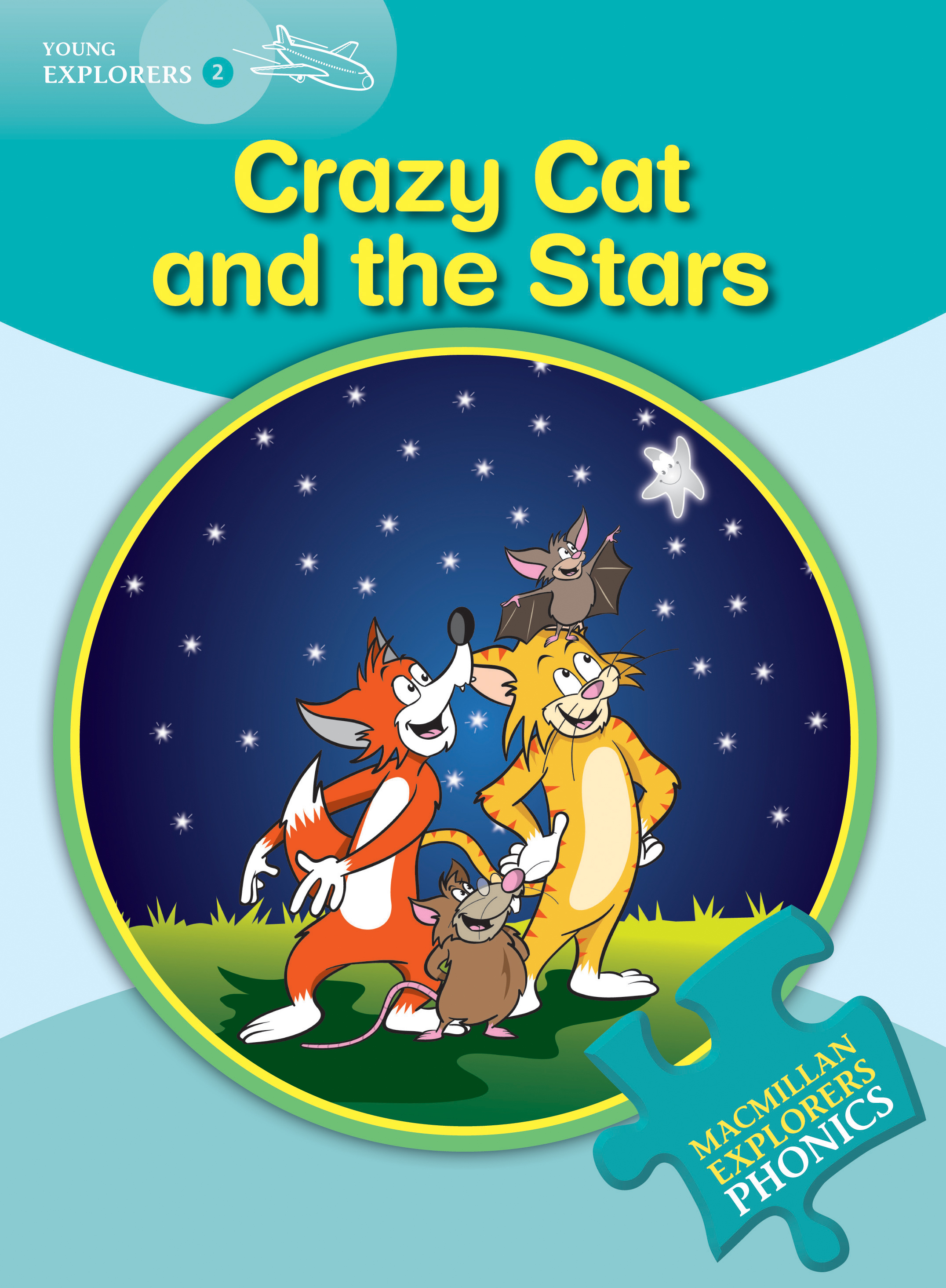 Young Explorers 2: Crazy Cat and the Stars
