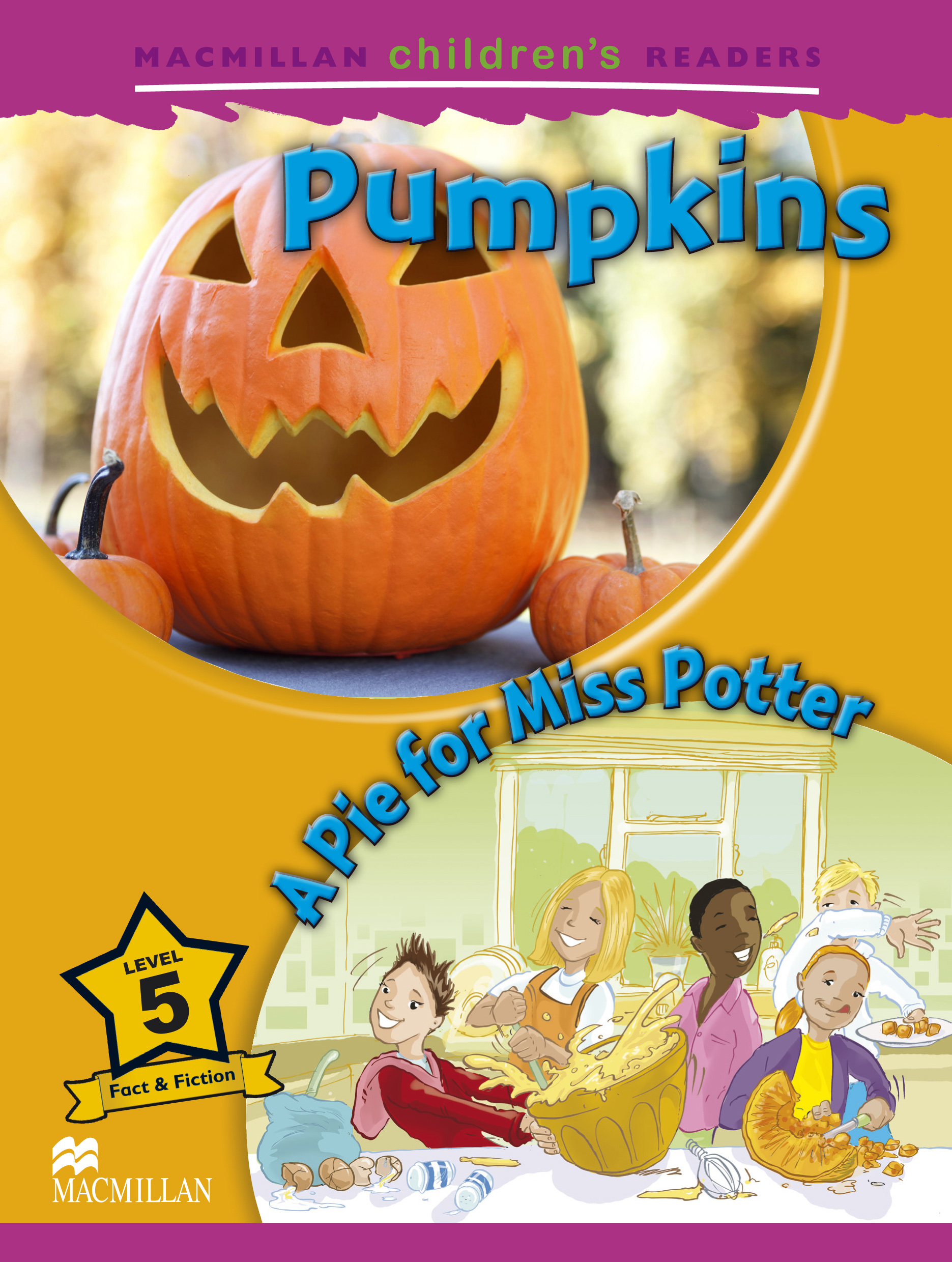 Pumpkins / A Pie for Miss Potter