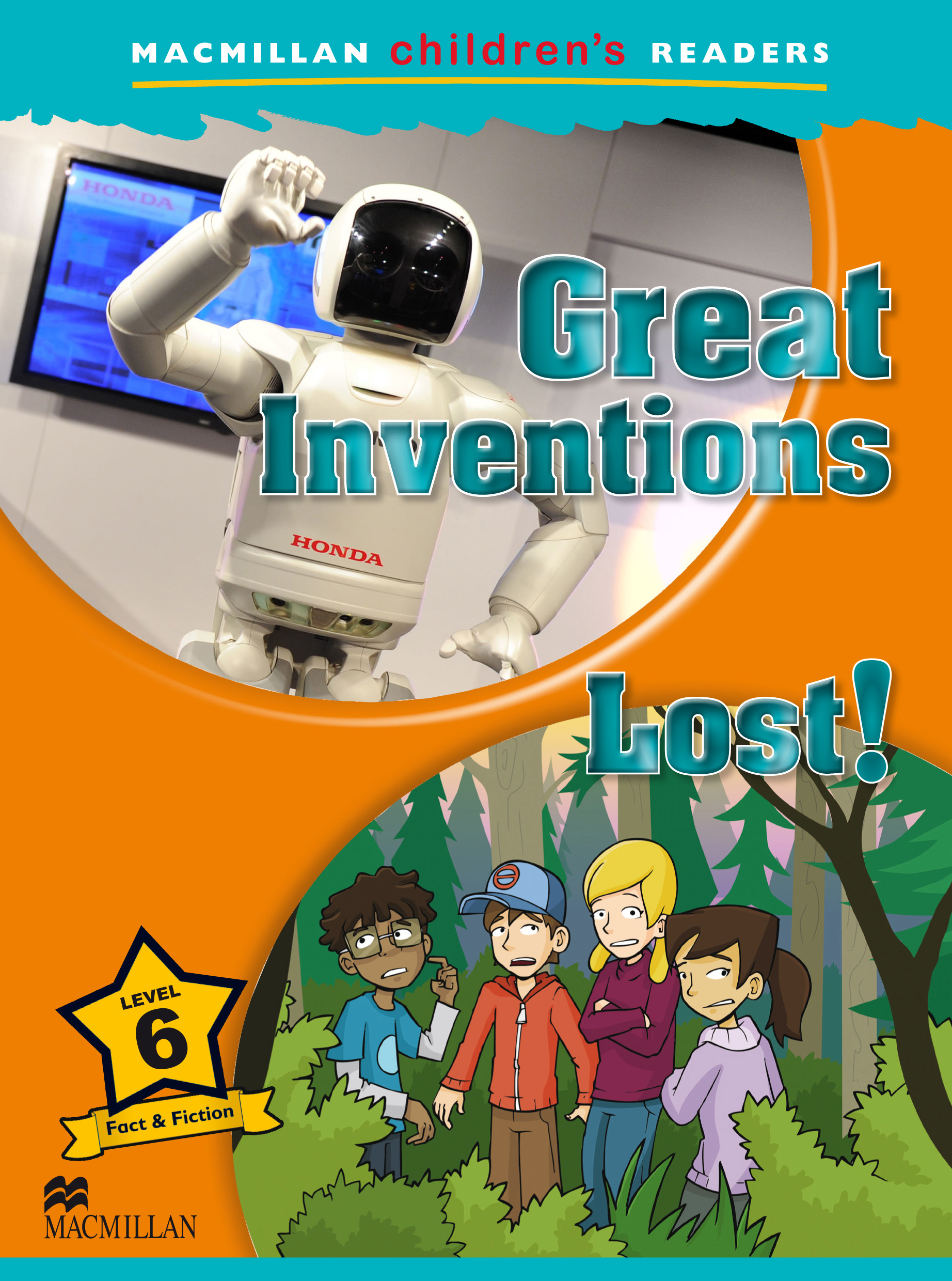 Great Inventions / Lost