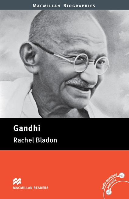 Macmillan Readers: Gandhi without CD